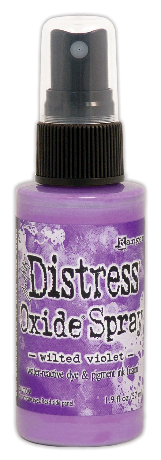 Tim Holtz Distress Oxide Spray 1.9fl oz-Wilted Violet