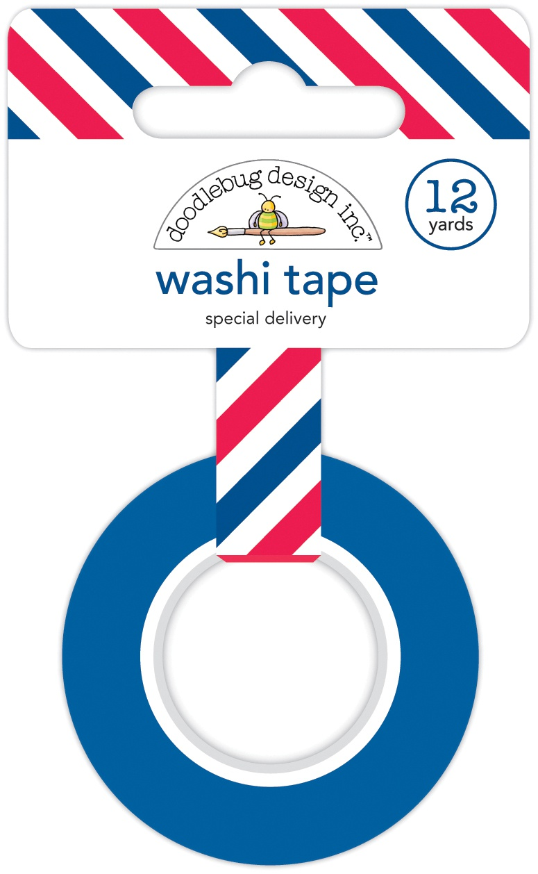 DB Washi Tape Special Delivery