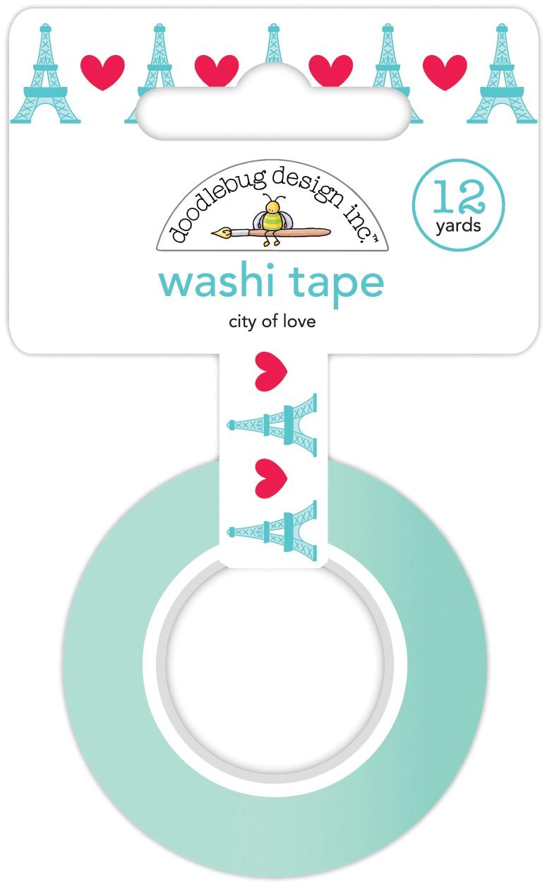 DB Washi Tape City of Love