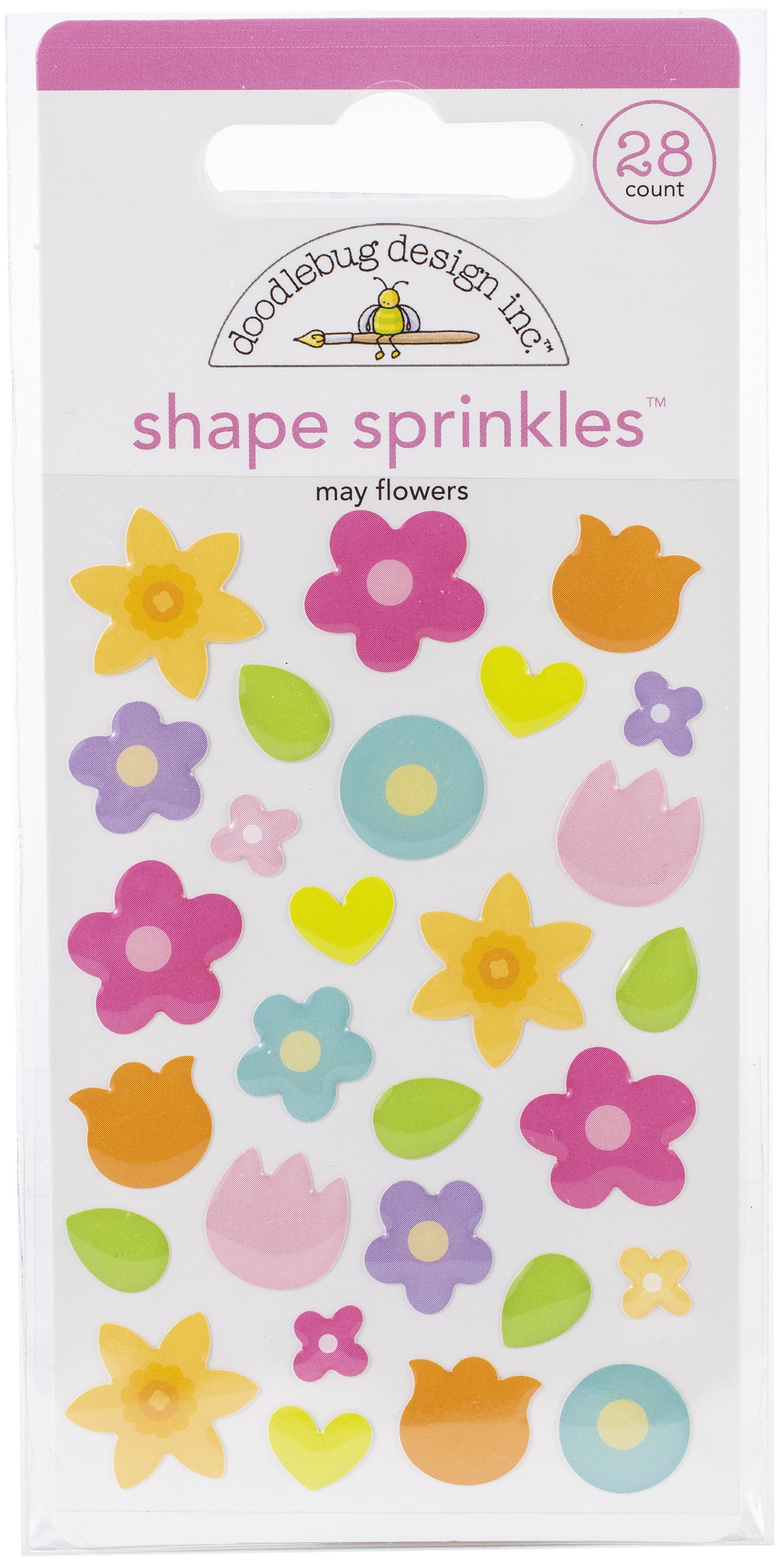 DB Hoppy Easter Sprinkles May Flowers
