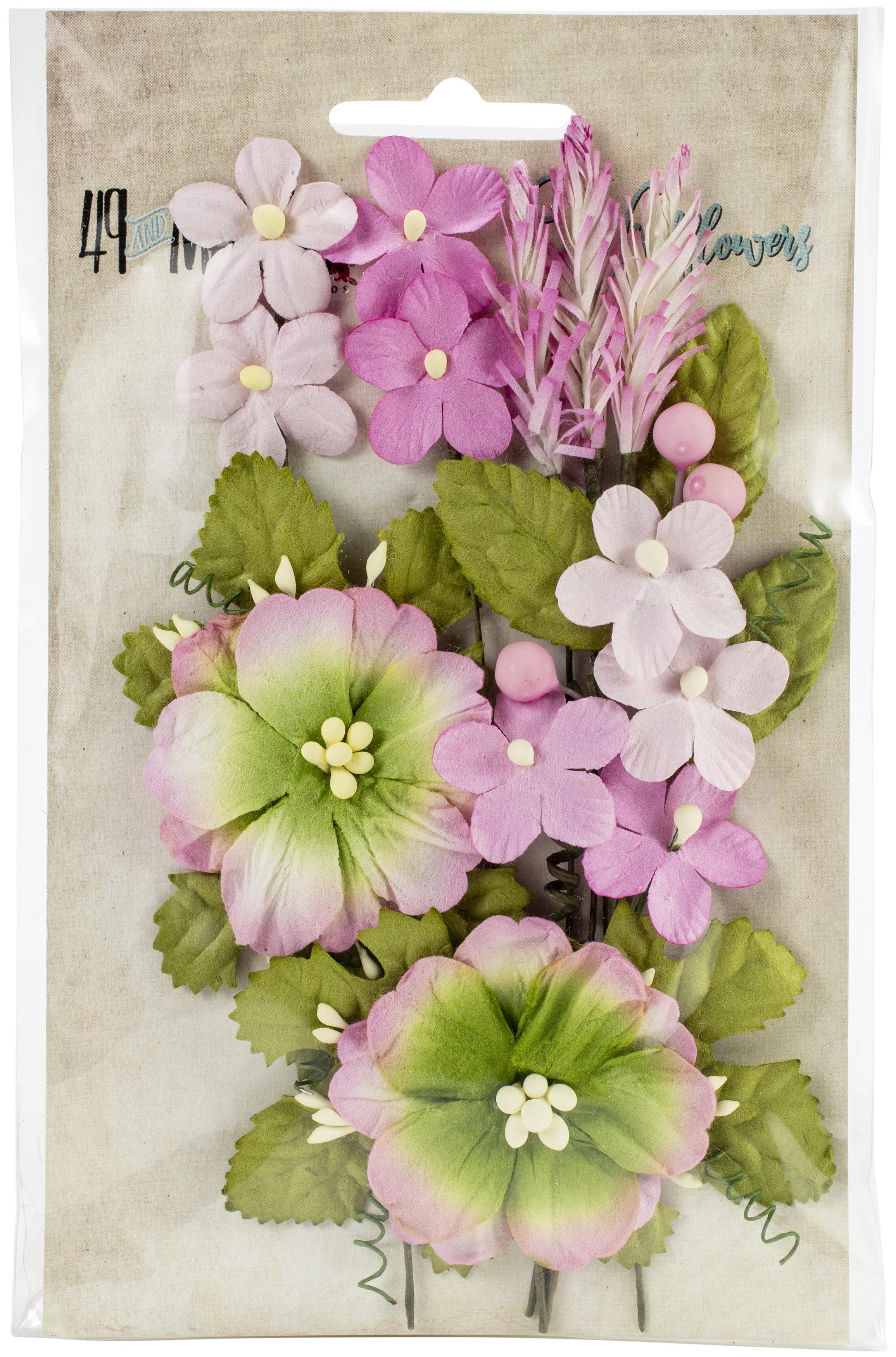 Wildflowers Blush