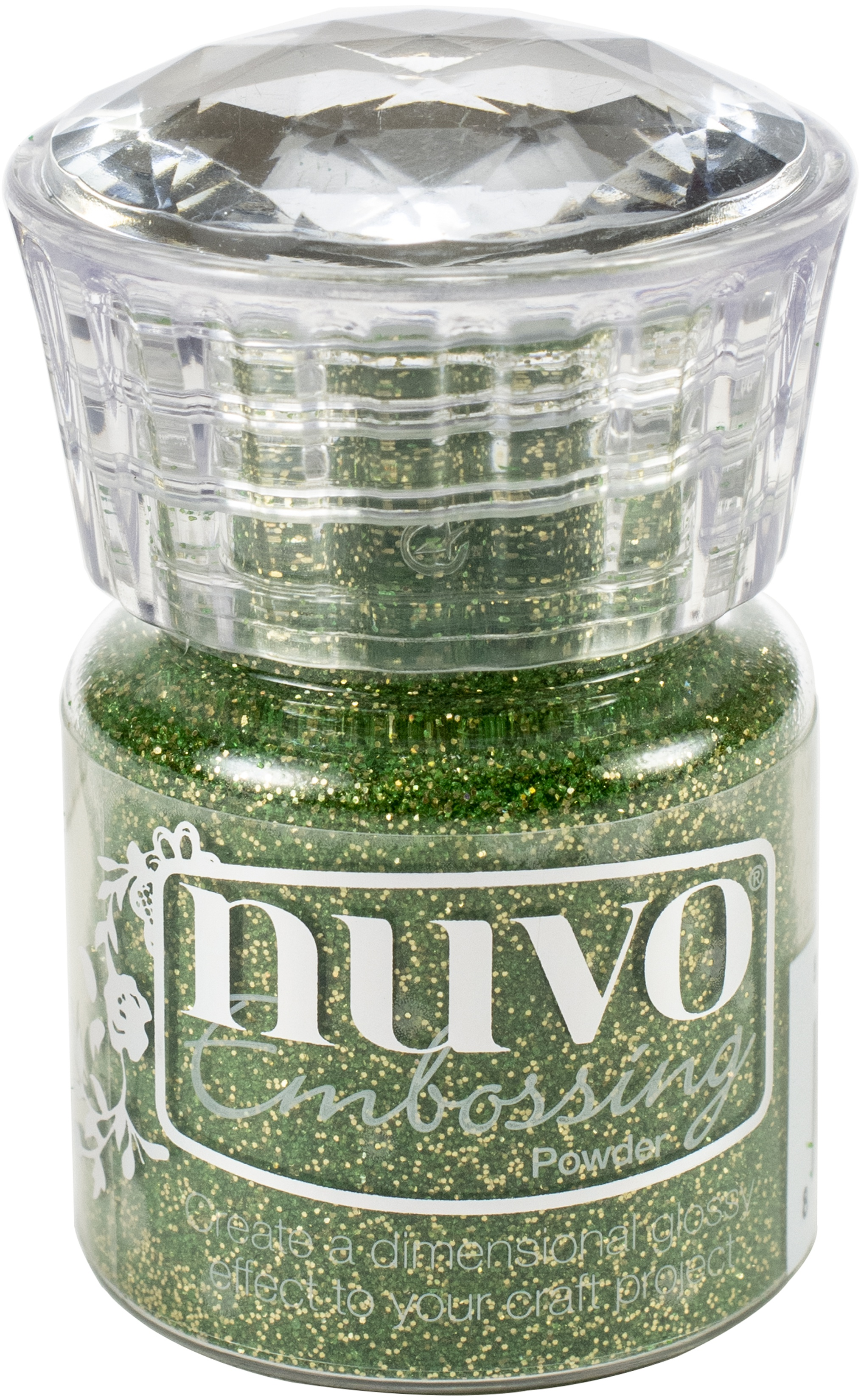 Nuvo Embossing Pwdr Magical Woo