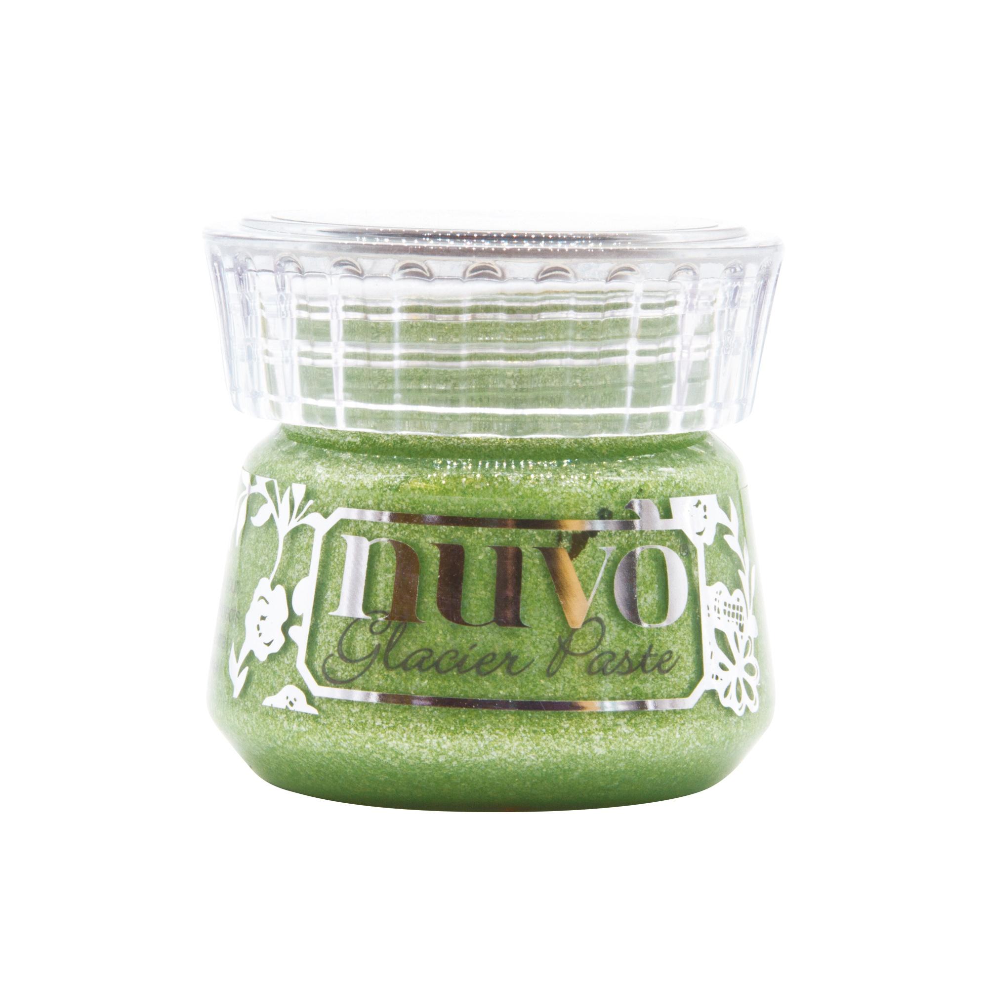 Nuvo Glacier Paste 1.6oz-Green Envy