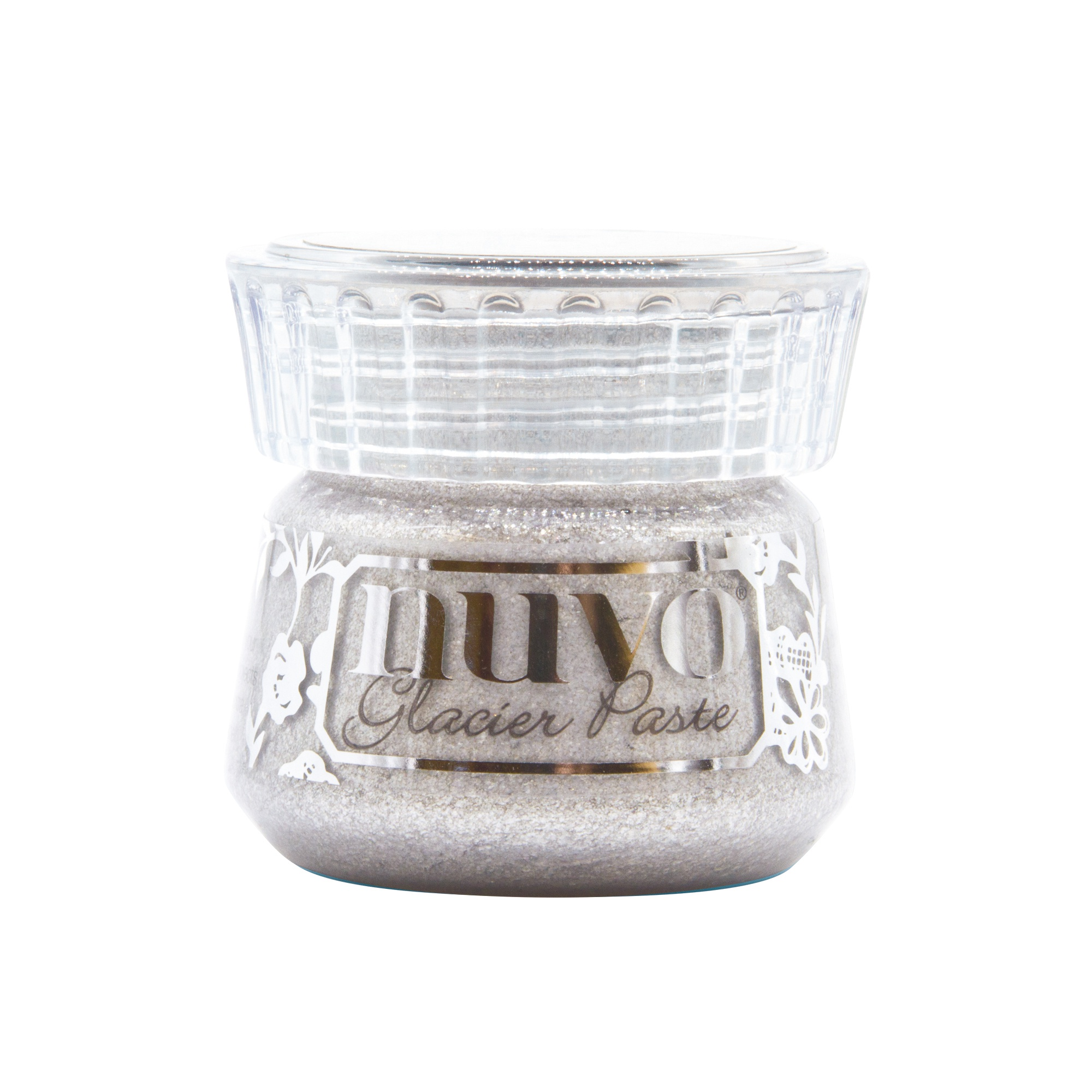 Nuvo Glacier Paste 1.6oz-Quicksilver