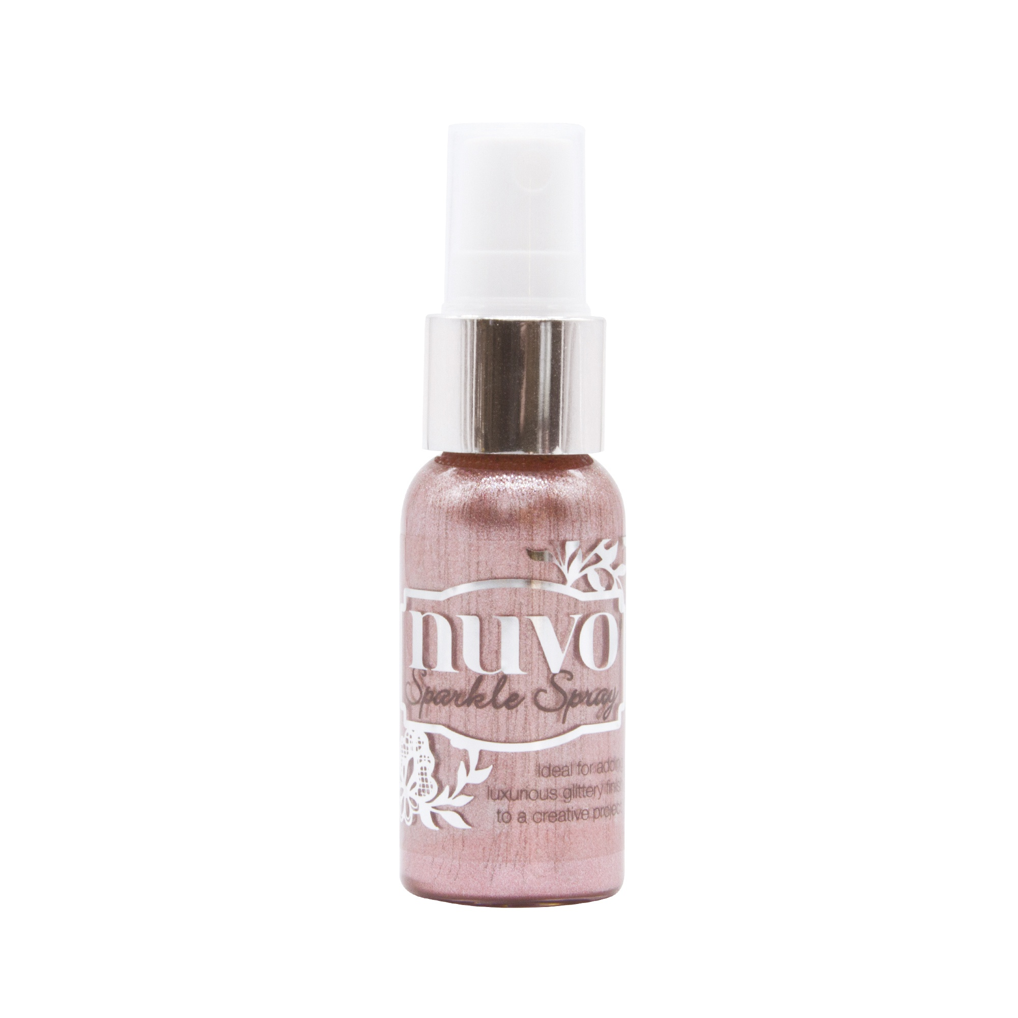 Nuvo Sparkle Spray-Blush Burst