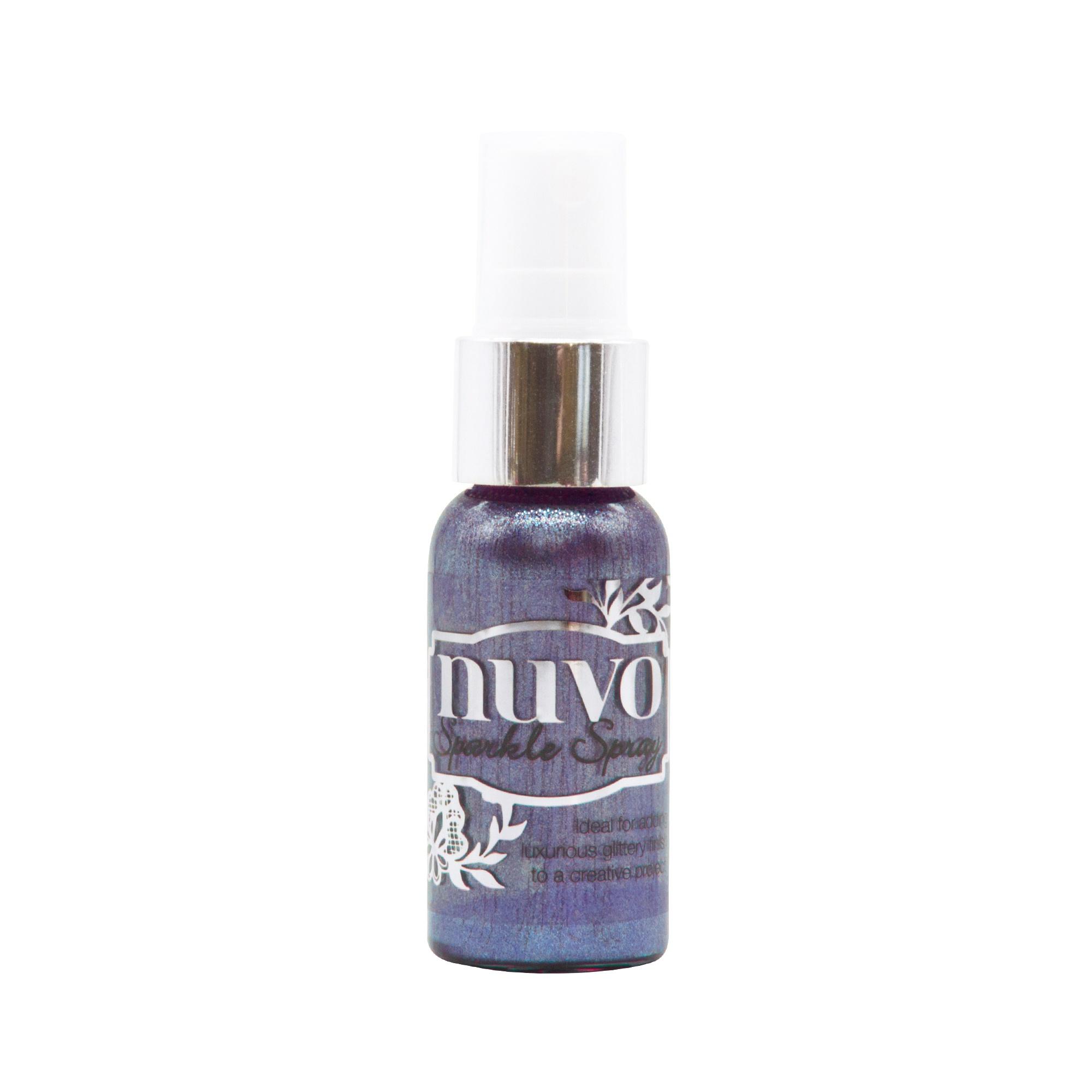 Nuvo Sparkle Spray-Lavender Lining