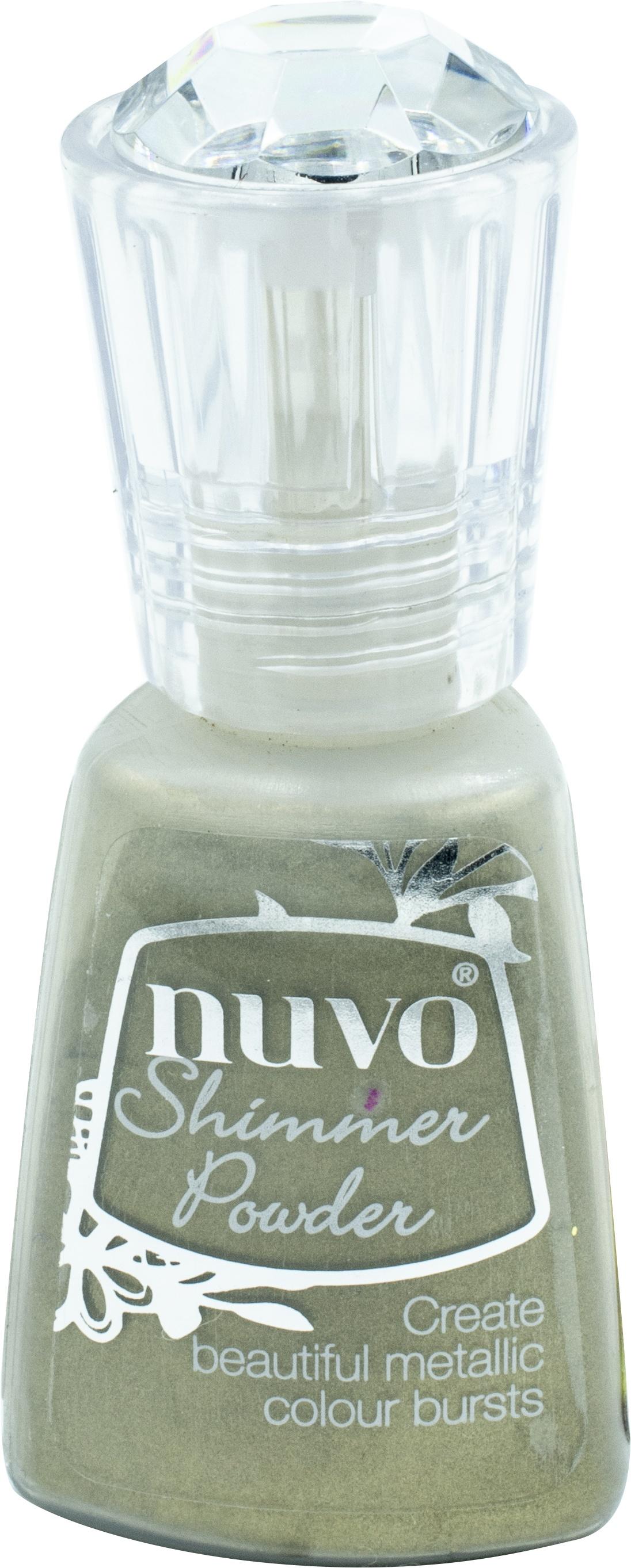 Nuvo Shimmer Powder - Golden Sparkler (1218n)