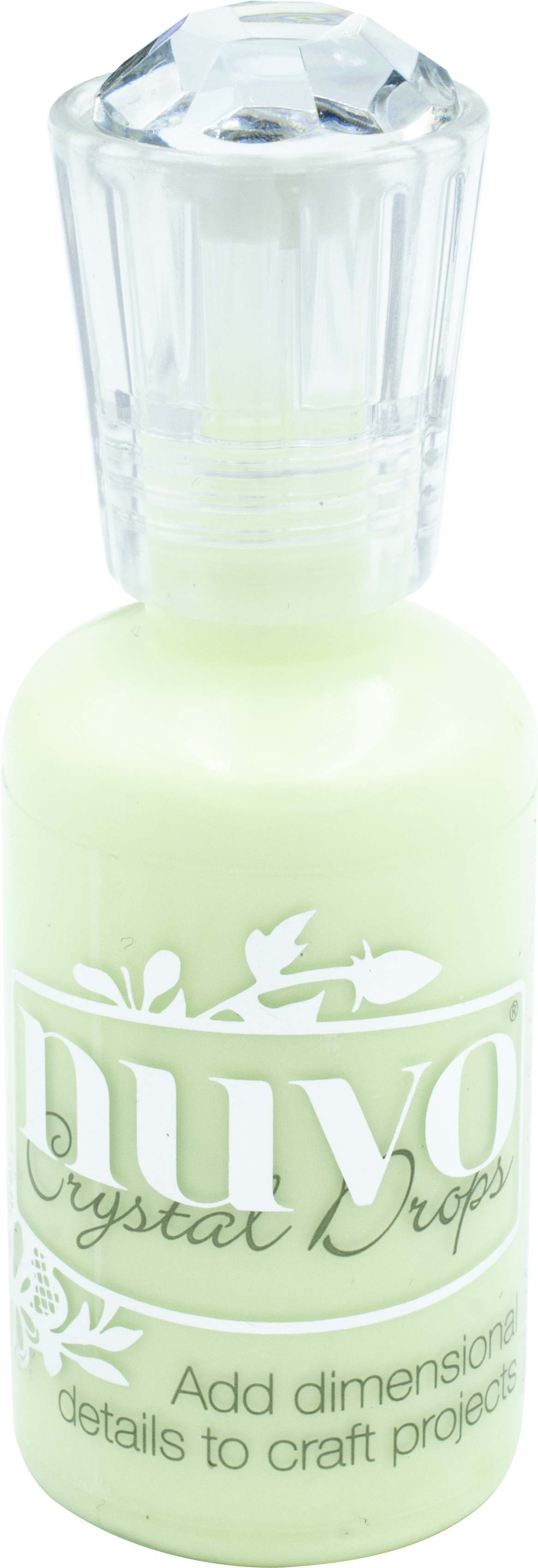 Nuvo Crystal Drops 1.1oz-Soft Mint
