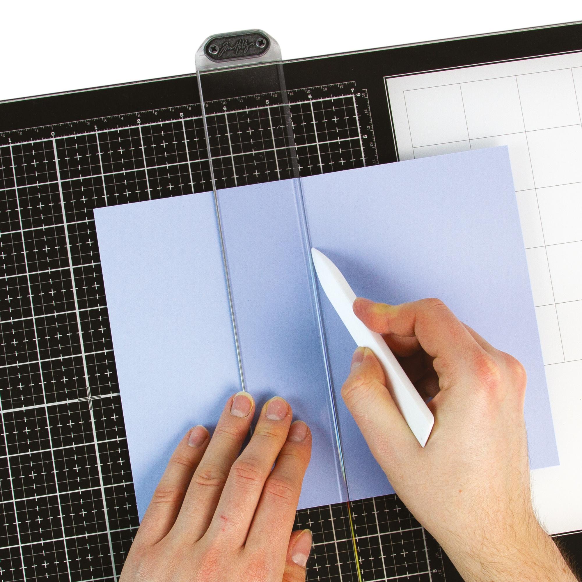 Tonic Studios Precision Glide Teflon Folder Bone Folder-