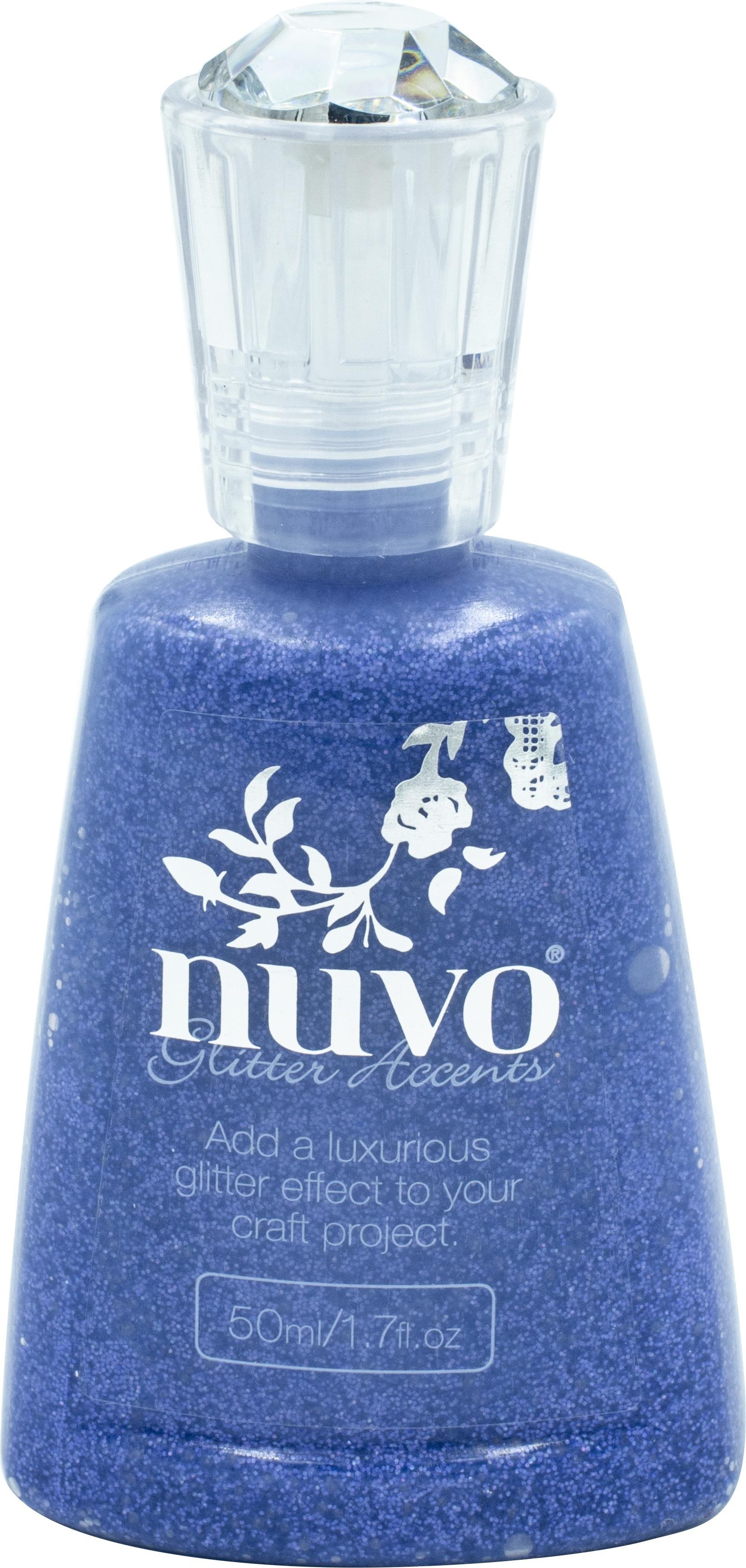 Nuvo Glitter Ballroom Blue