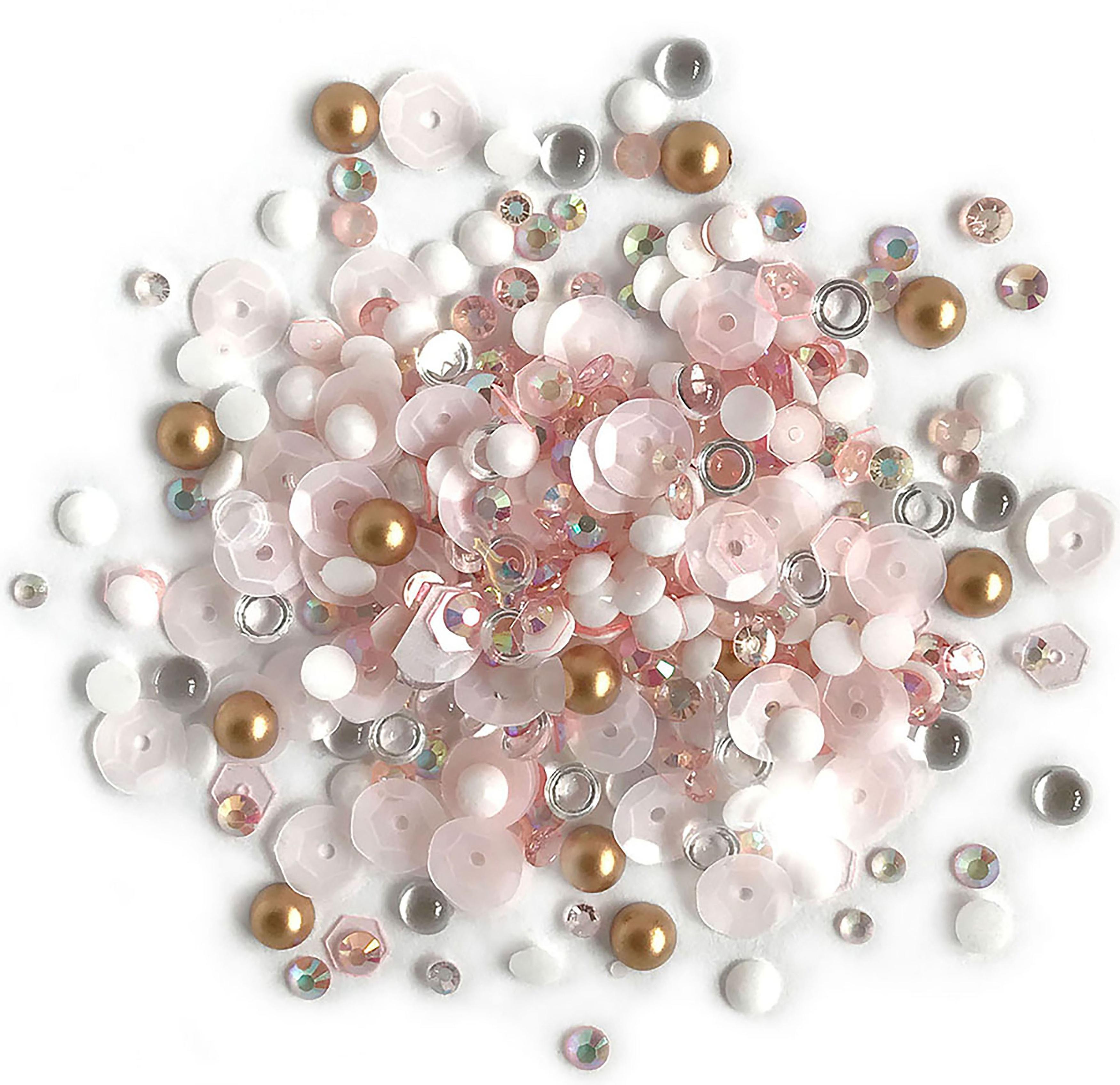 Sparkletz Embellishment Pack 10g-Coral Coast