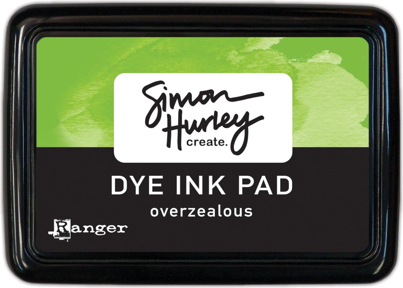 SH Overzealous Ink Pad
