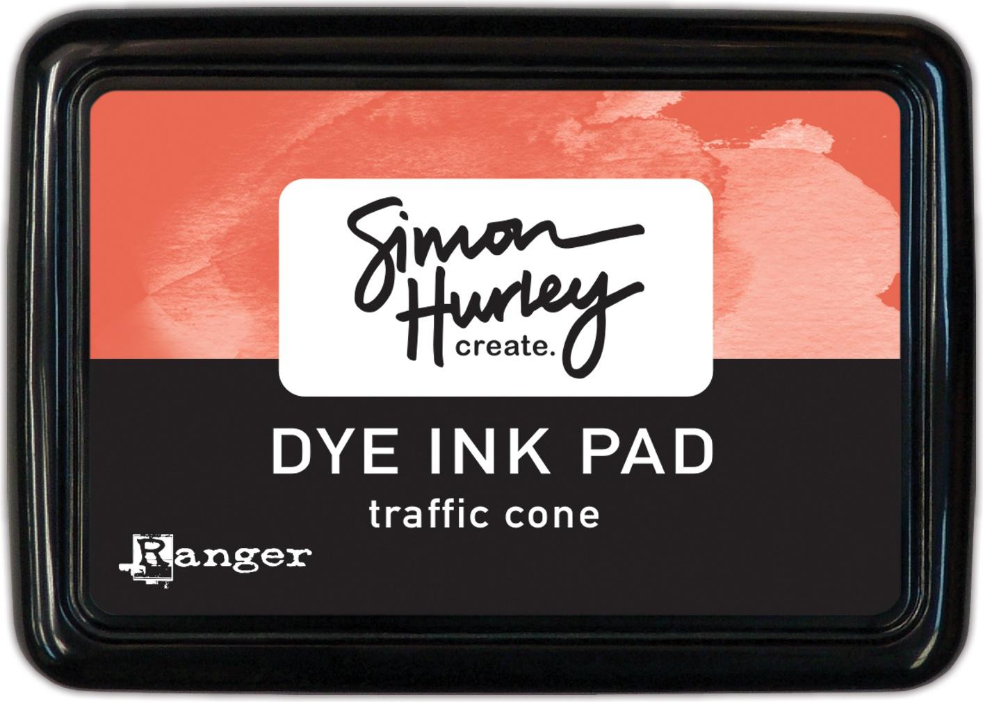 SH Traffic Cone Ink Pad