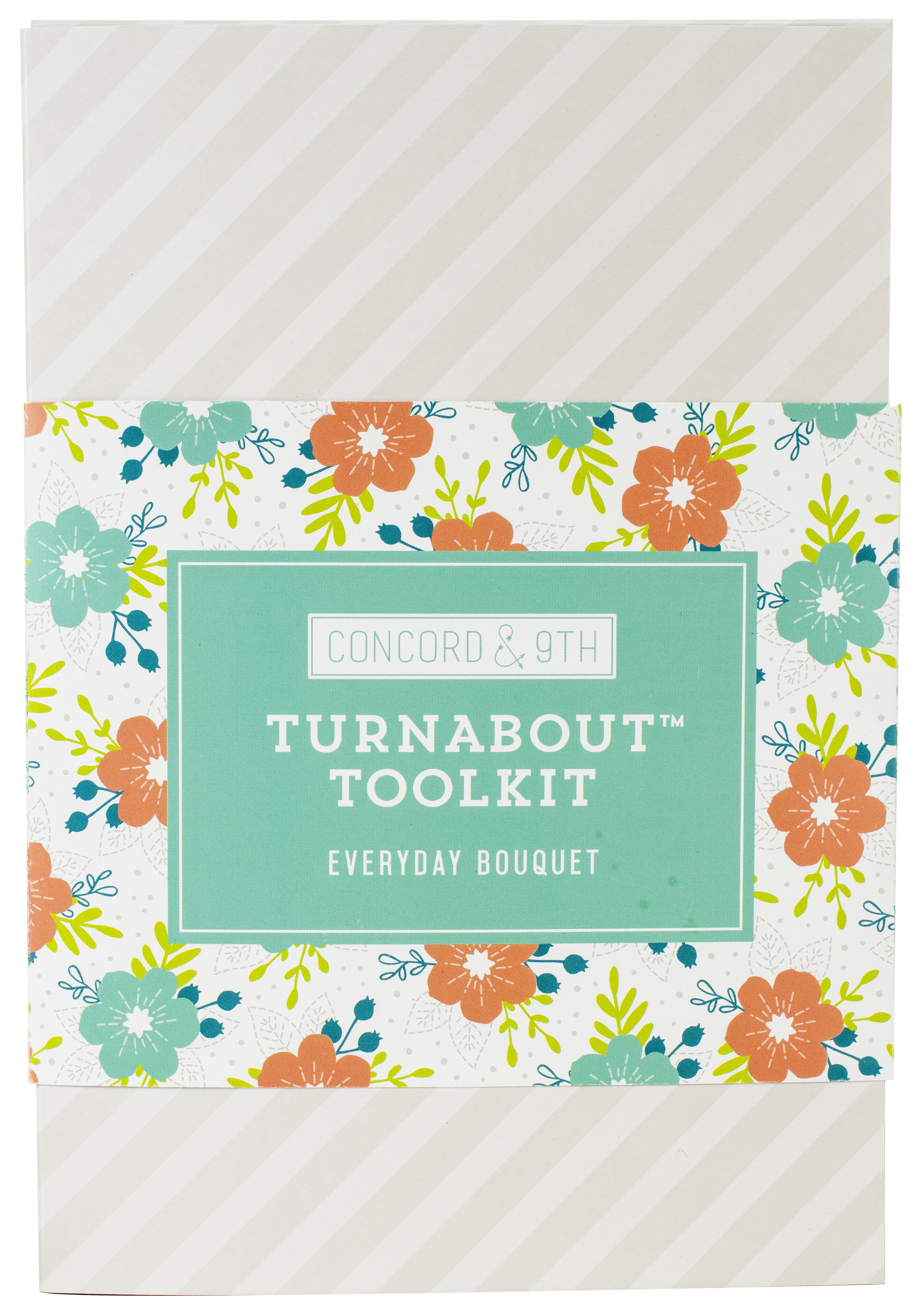Concord & 9th Turnabout Toolkit-Everyday Bouquet