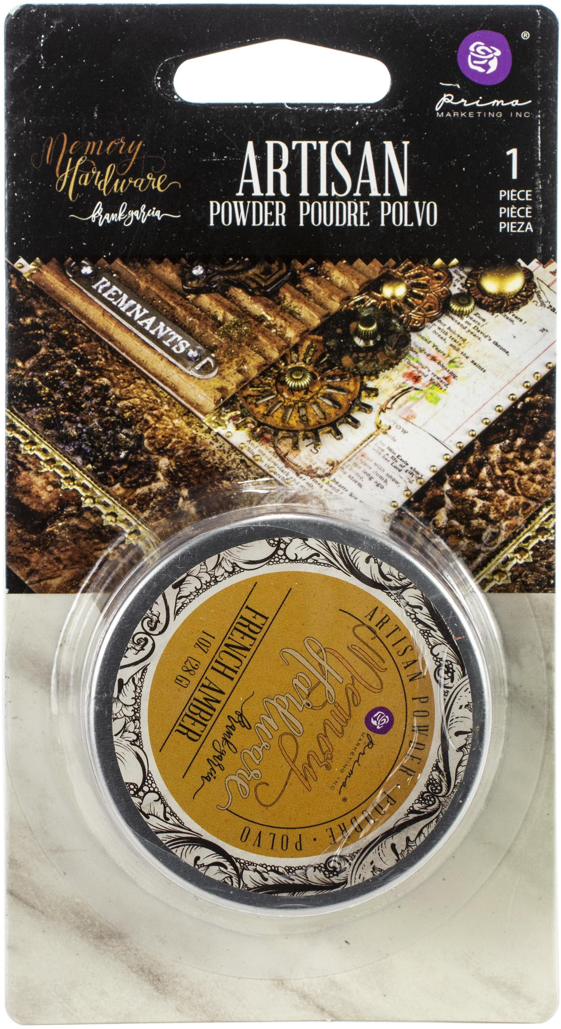 Artisan Powder French Amber
