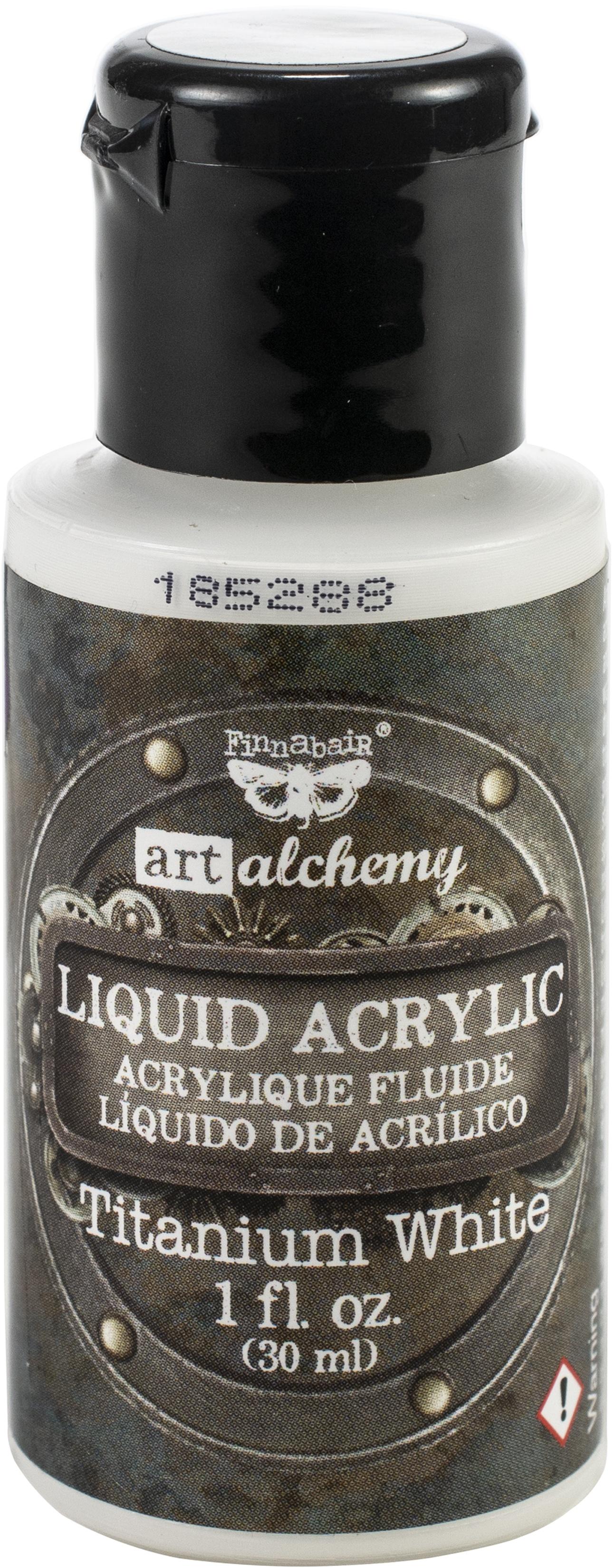 Art Alchemy Titanium White