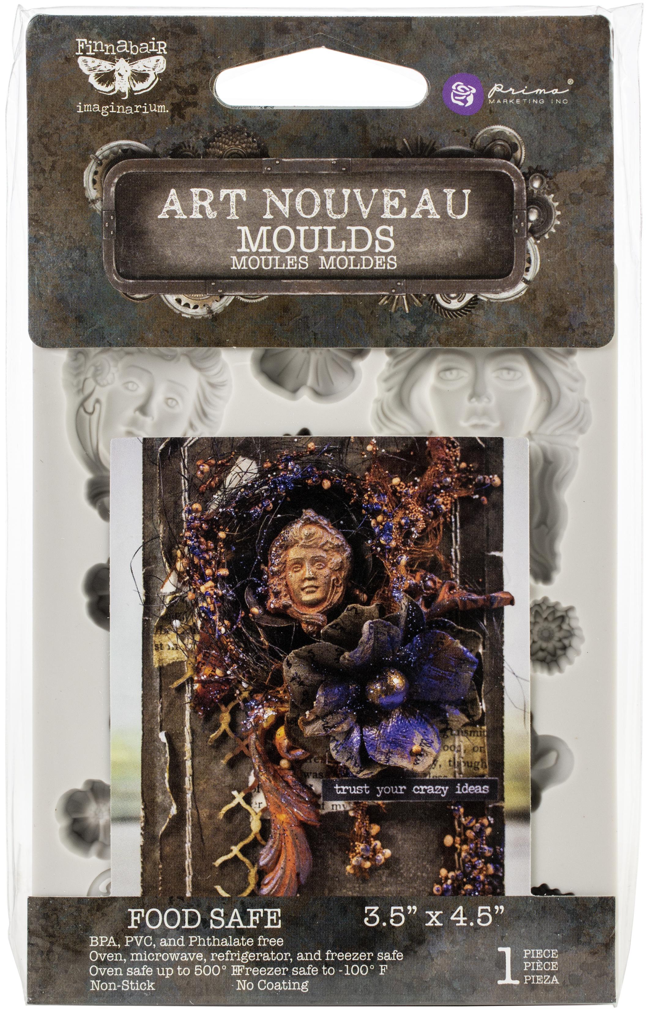 Art Nouveau Mould