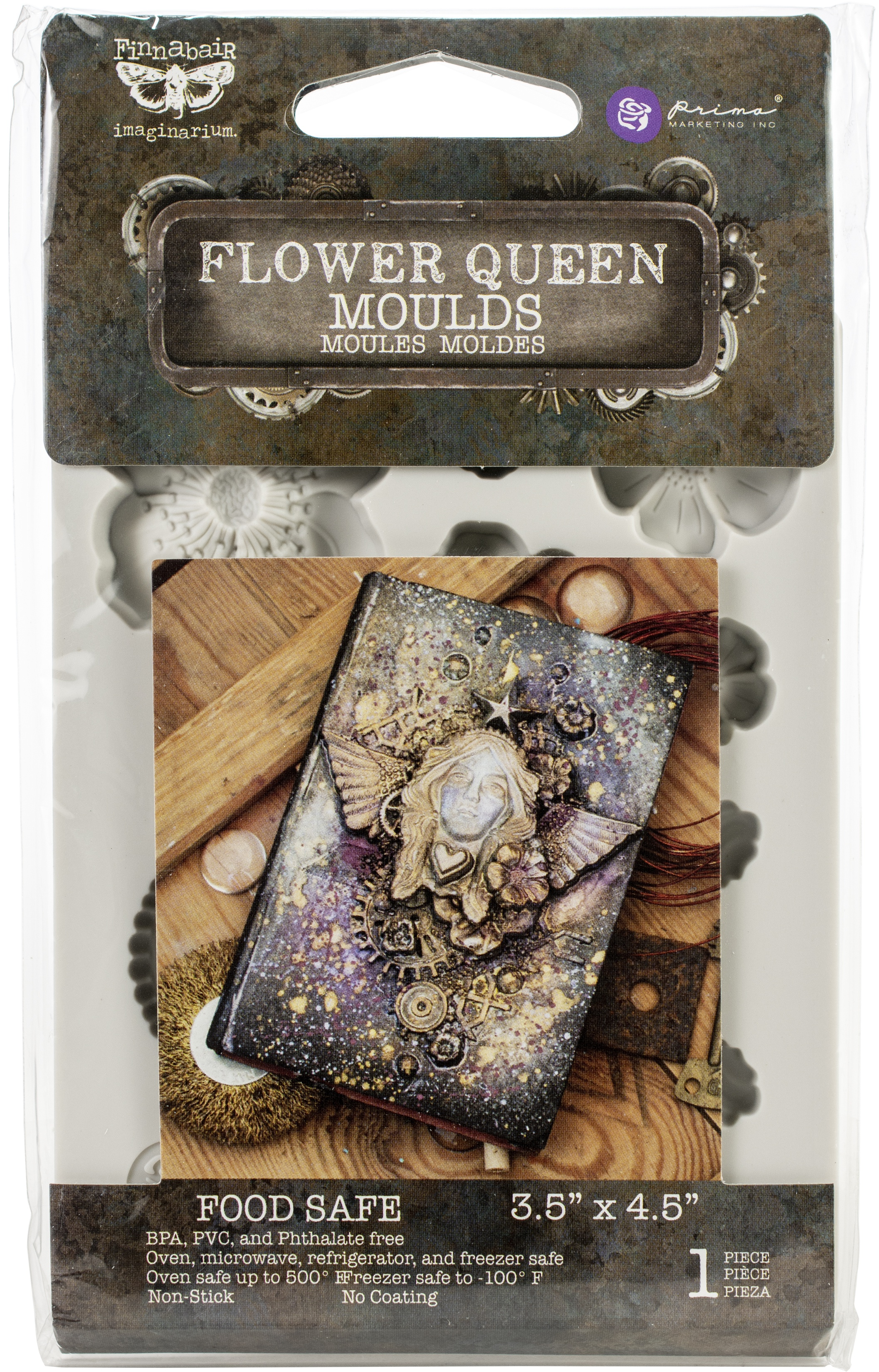 Flower Queen Mould