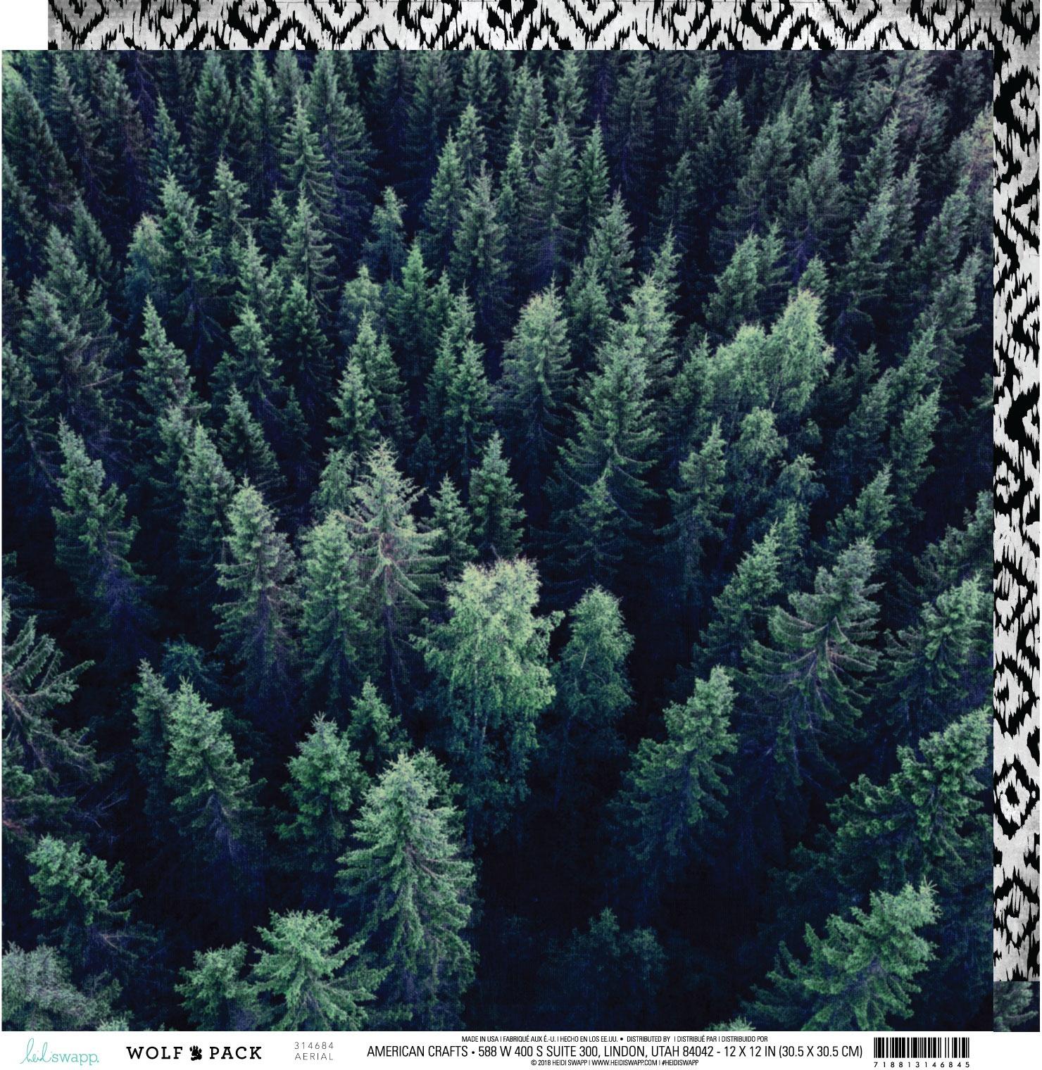 Heidi Swapp Wolf Pack - Aerial