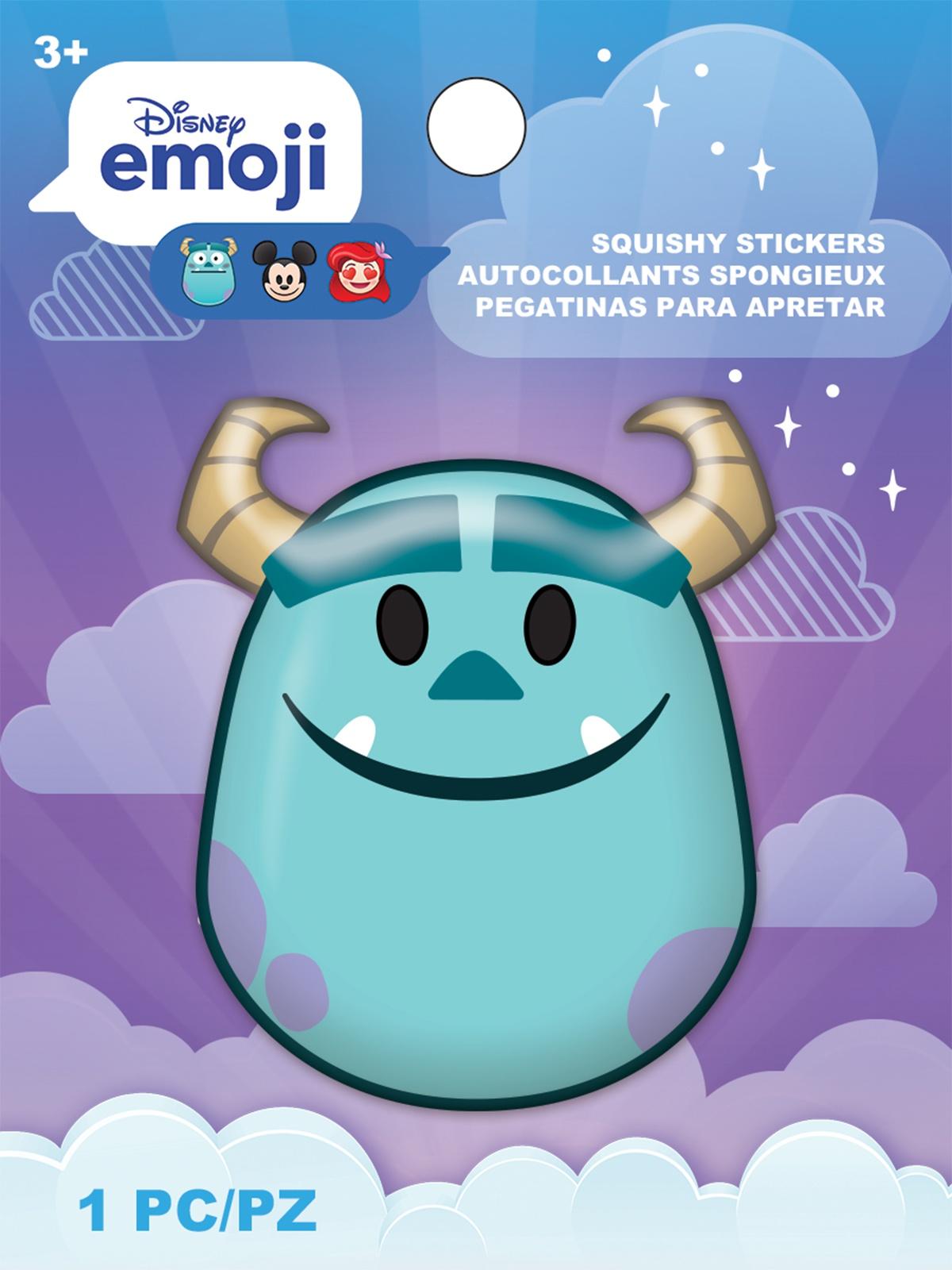 AM Squishy Emoji Stickers Sully