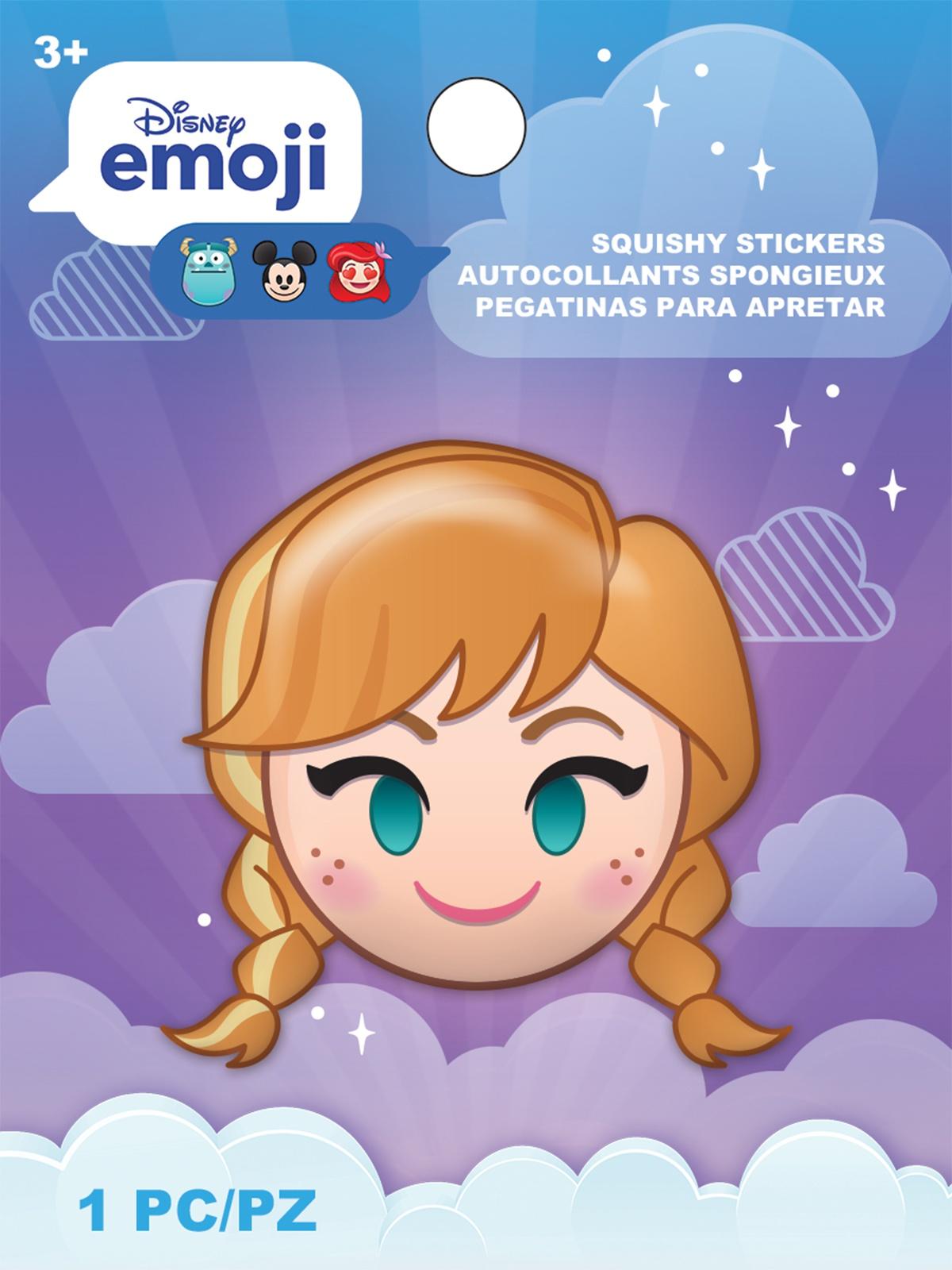 AM Squishy Emoji Stickers Anna