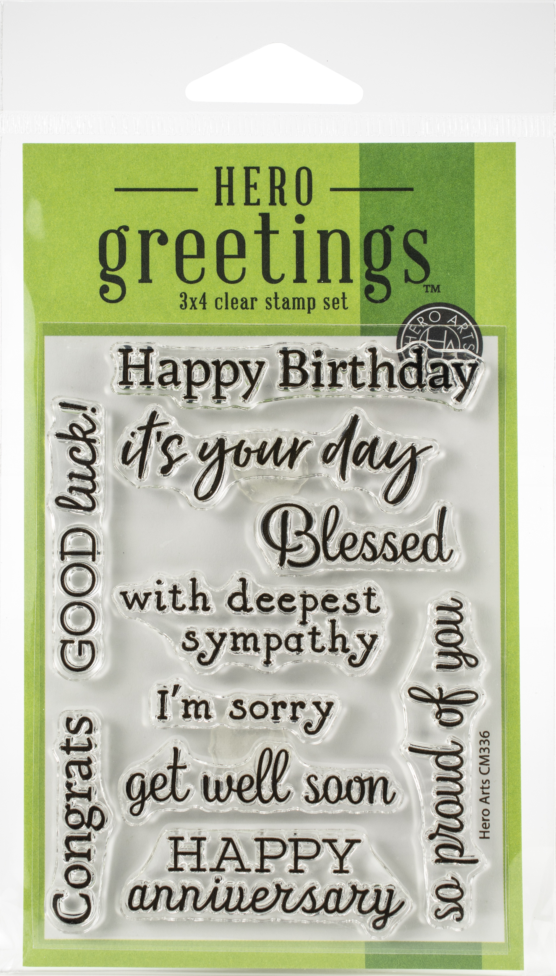 Hero Greetings - Occasions