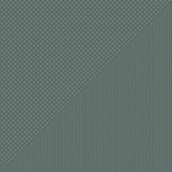 Spectrum Dots/Stripes Double-Sided Cardstock 12X12-Cobbletone