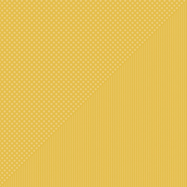 Spectrum Dots/Stripes Double-Sided Cardstock 12X12-Mustard Seed