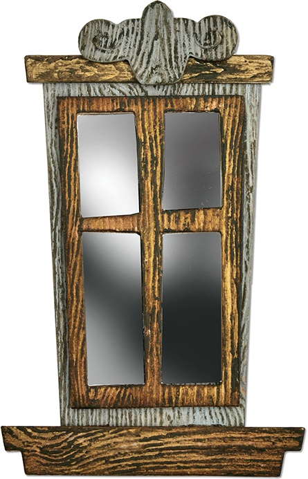 Sizzix Bigz Die By Tim Holtz-Window Frame