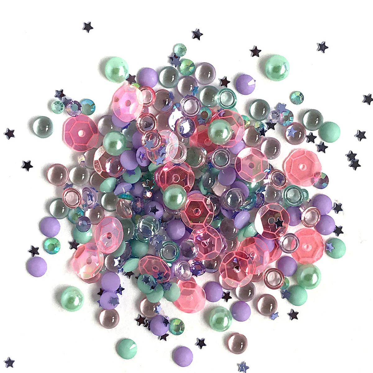 Sparkletz Embellishment Pack 10g-Mermaid