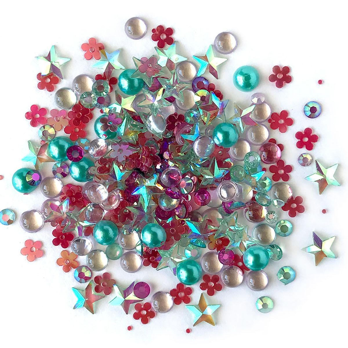 Buttons Galore Sparkletz- Aloha