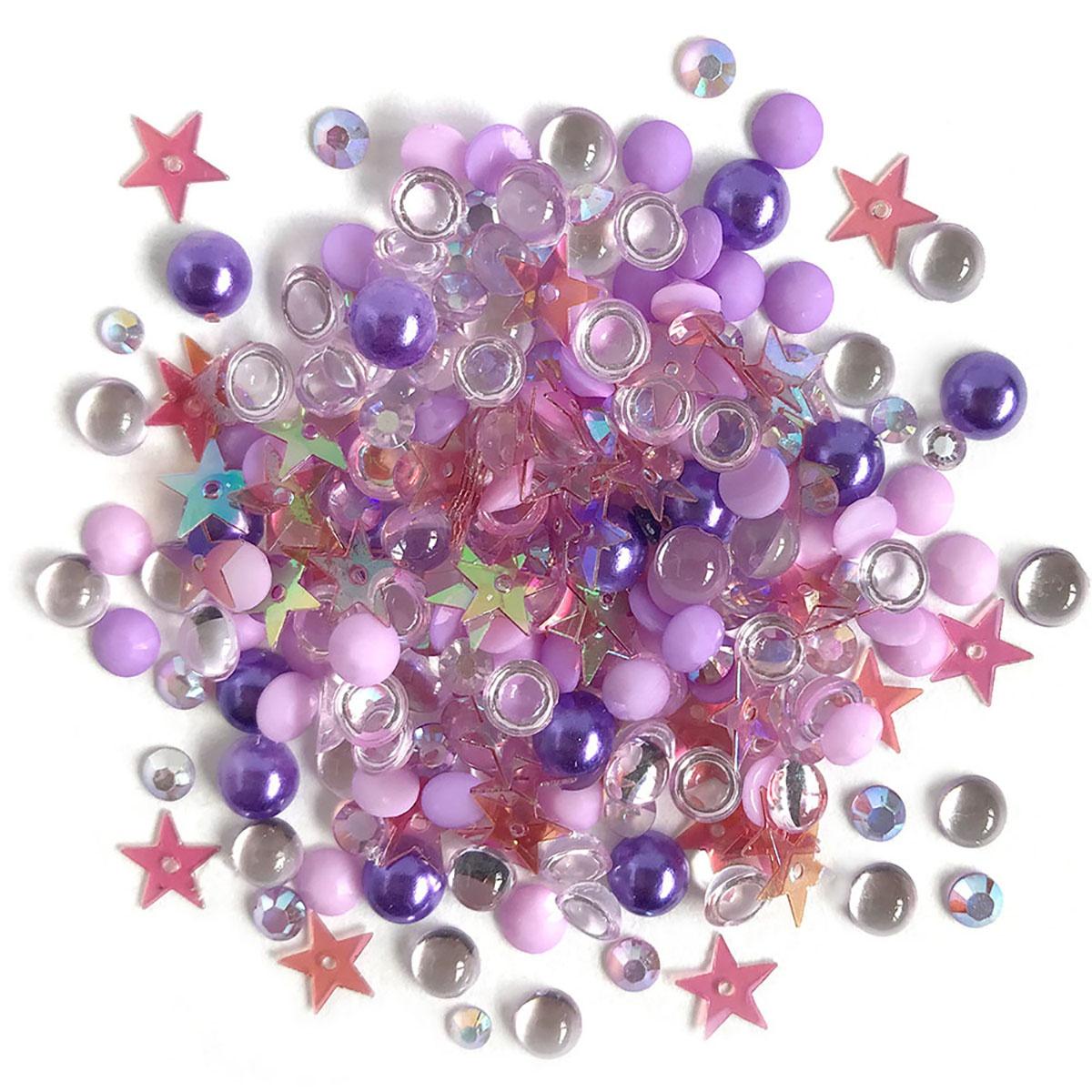 Sparkletz Embellishment Pack 10g-Jelly Fish