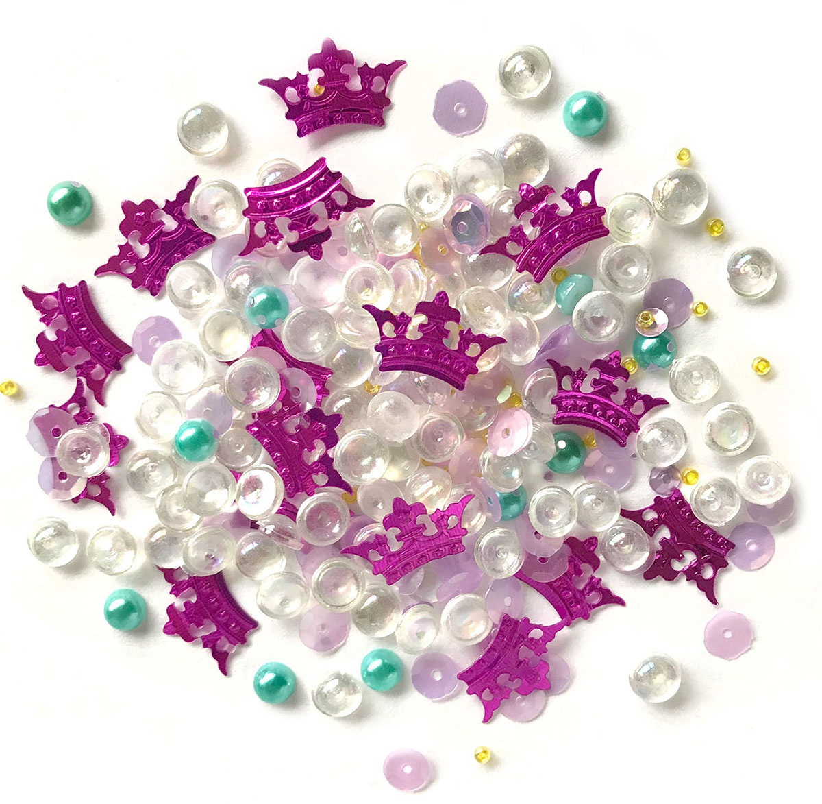 Sparkletz Embellishment Pack 10g-Princess Dreams