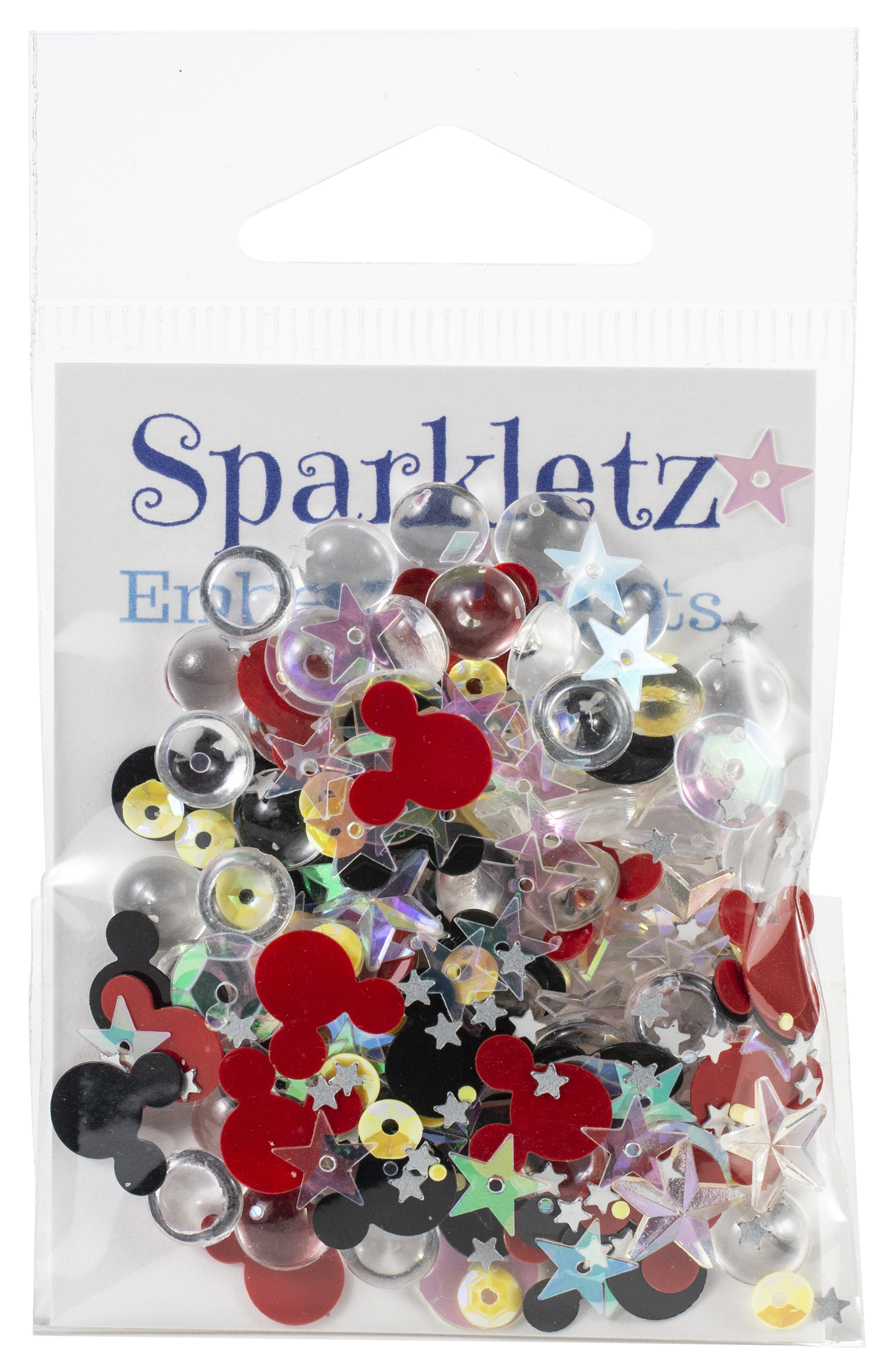 Buttons Galore Sparklets Embellishments-Magical