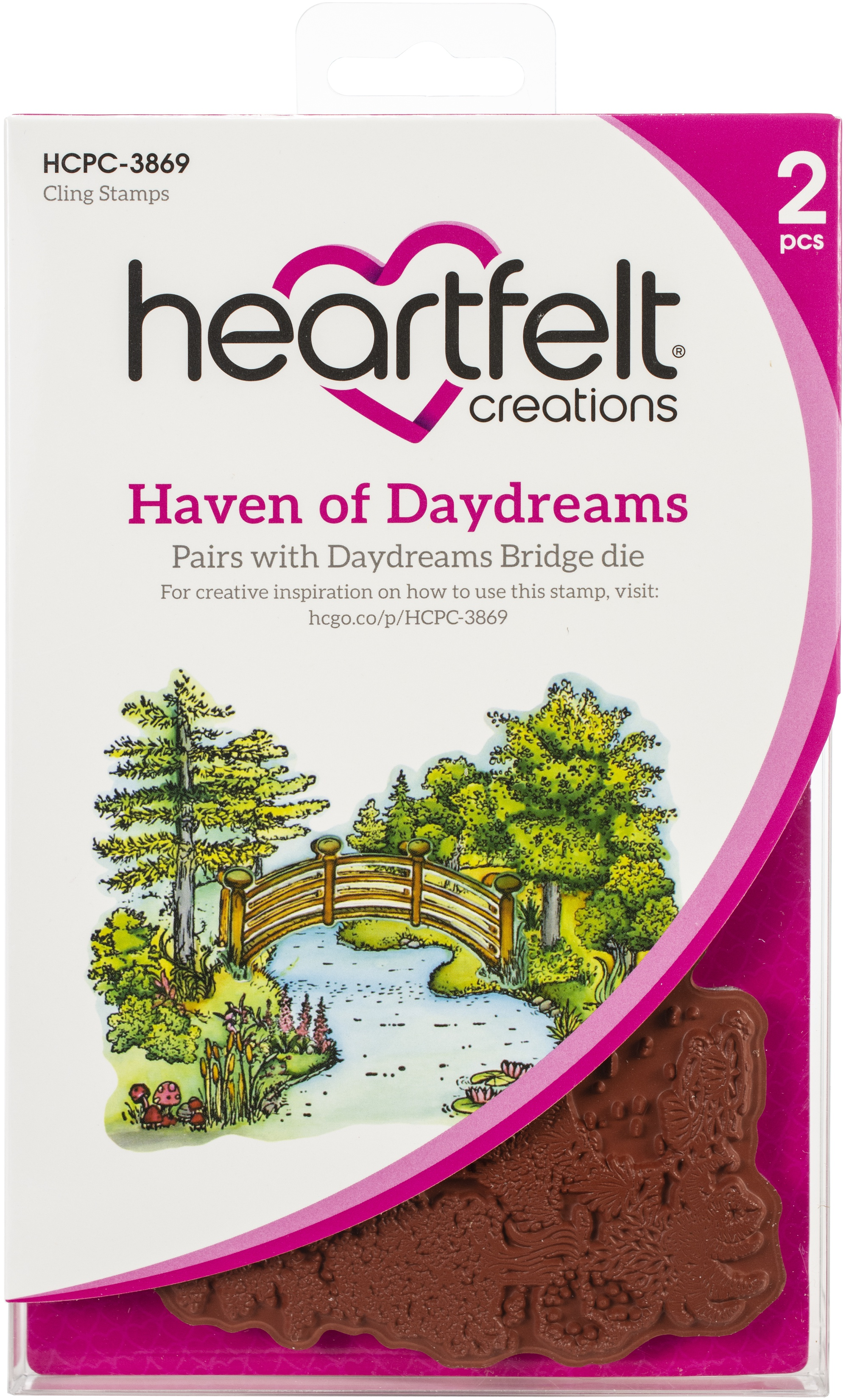 Haven Of Daydreams Stamp Set