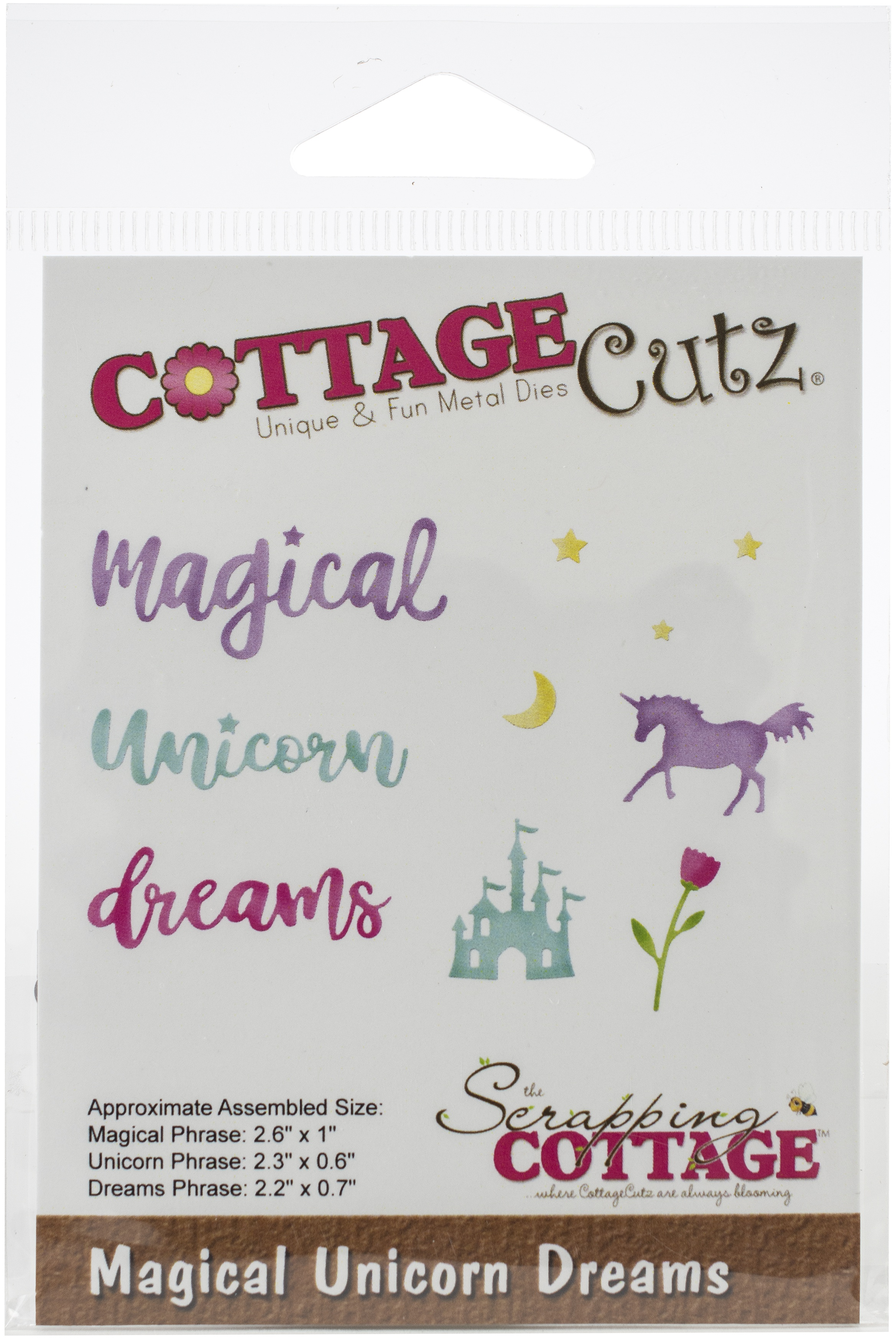 CC Magical Unicorn Dreams Die