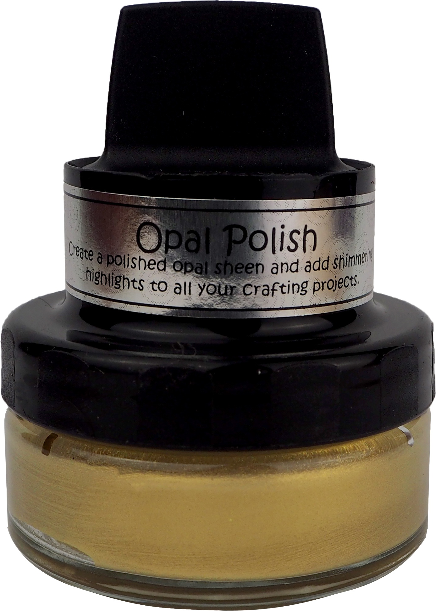 Cosmic Shimmer Opal Polish - Golden Glow, 50ml
