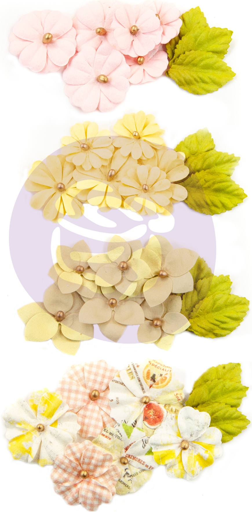 Prima - Flowers - Fruit Paradise Collection - Lime Peel