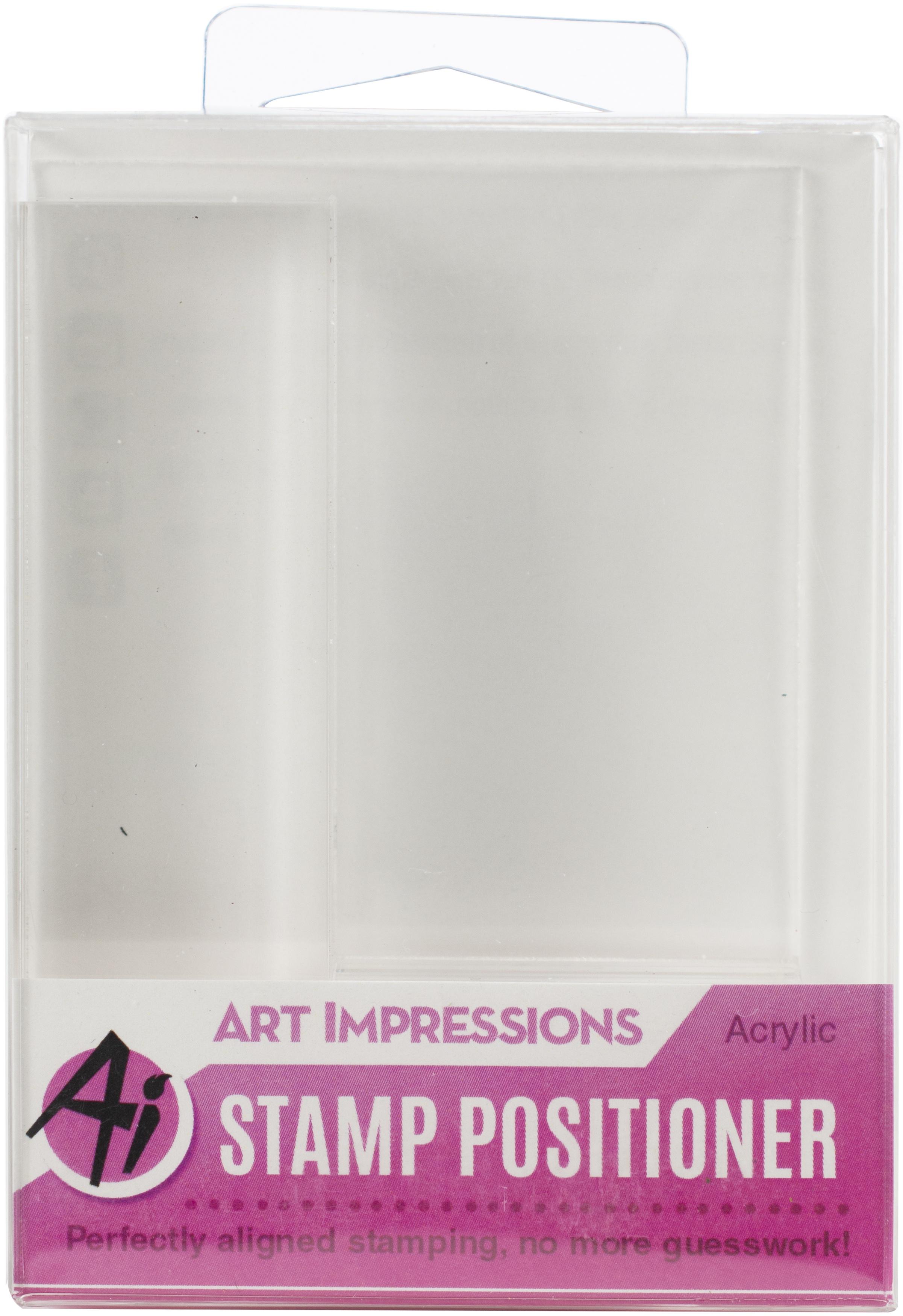 Art Impressions Stamp Positioner-