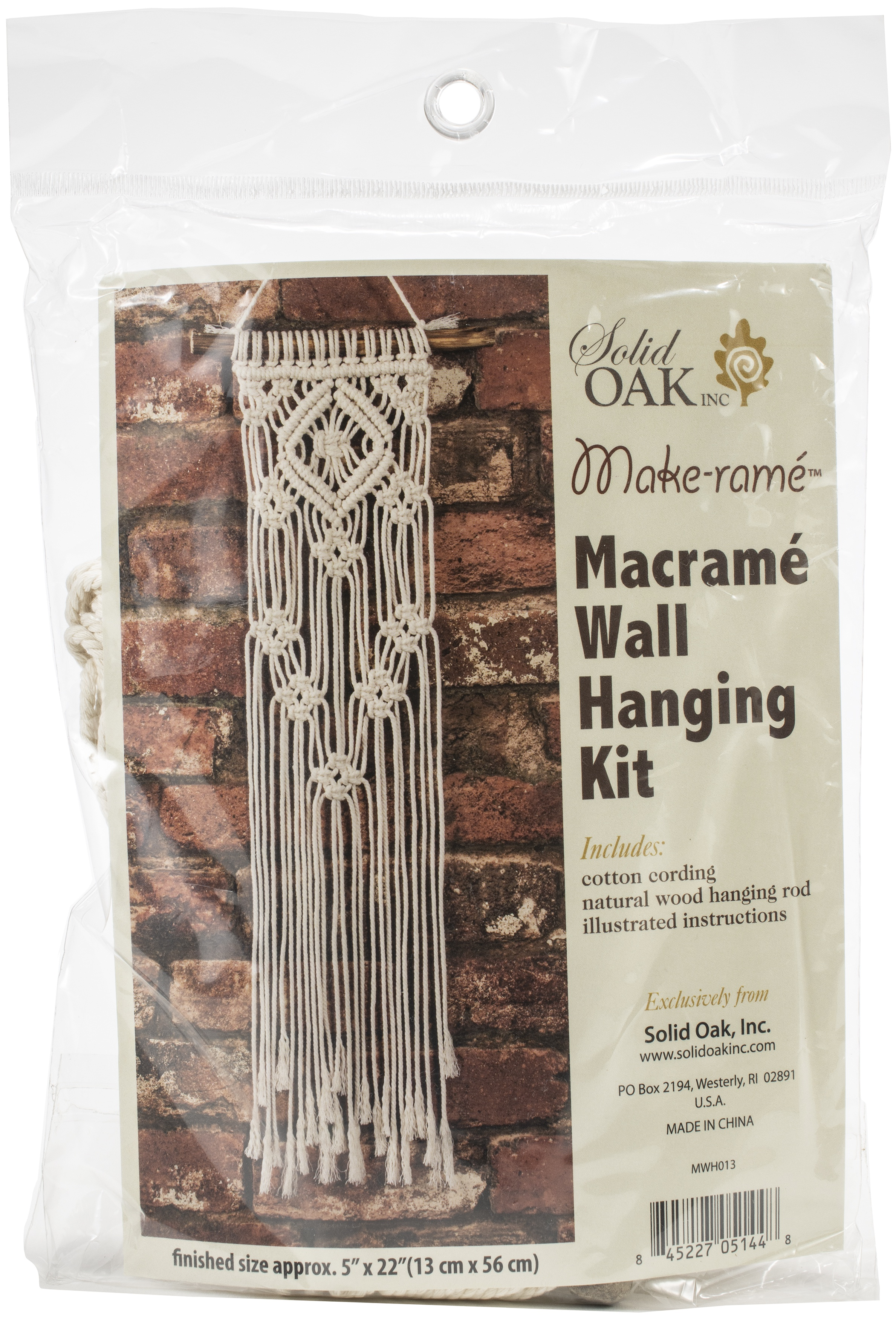MACRAME WALL HANGING #013