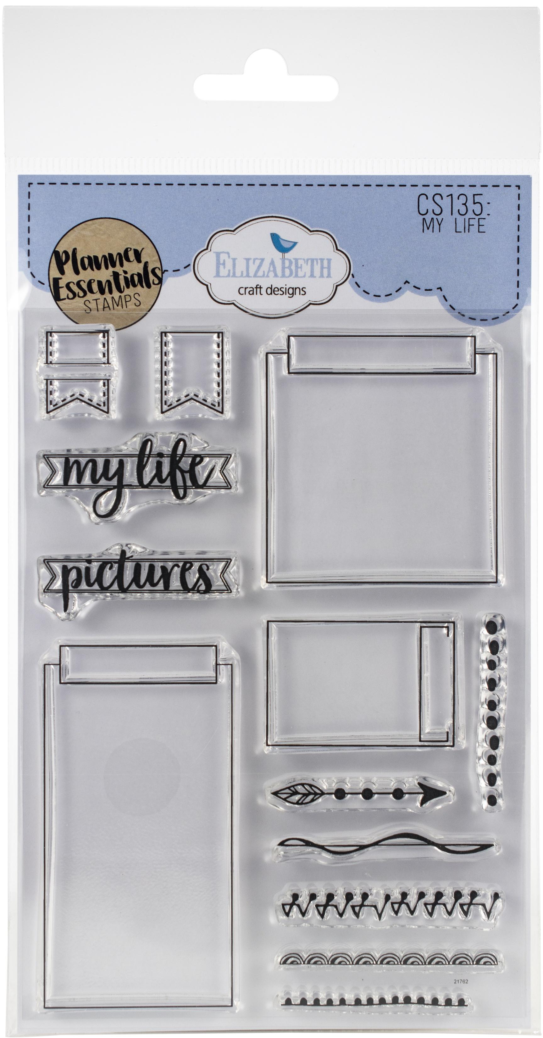 EC - My Life Stamp Set