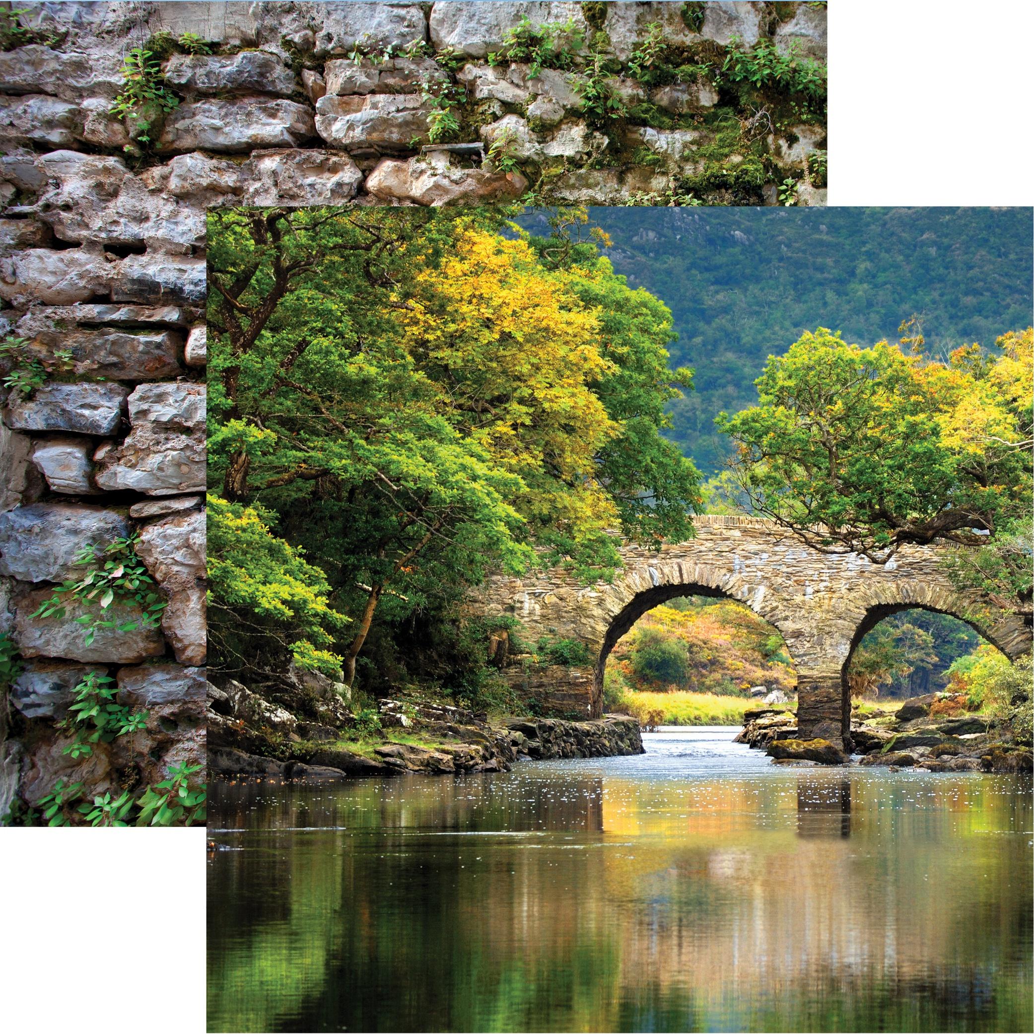 Ireland Double-Sided Cardstock 12X12-Killarney National Park