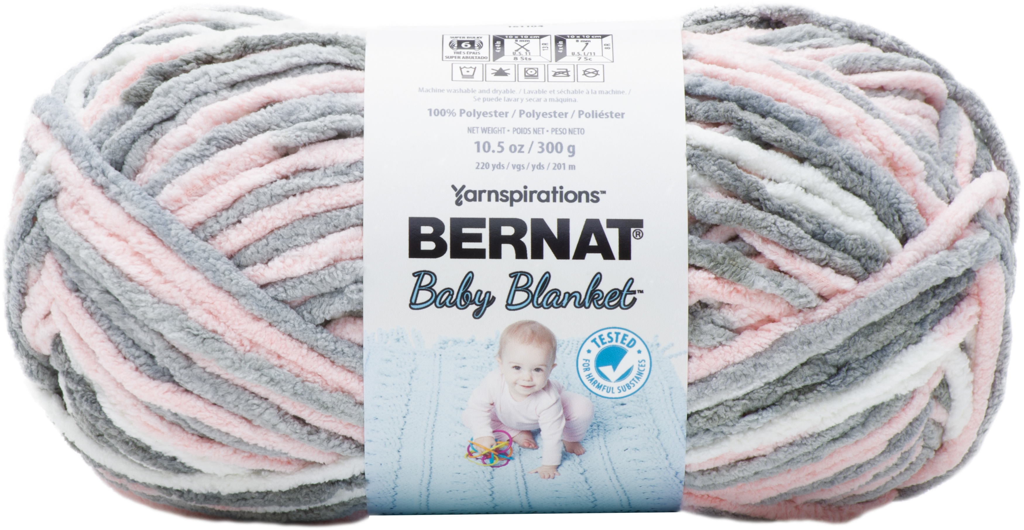 Baby Blanket Baby Grays