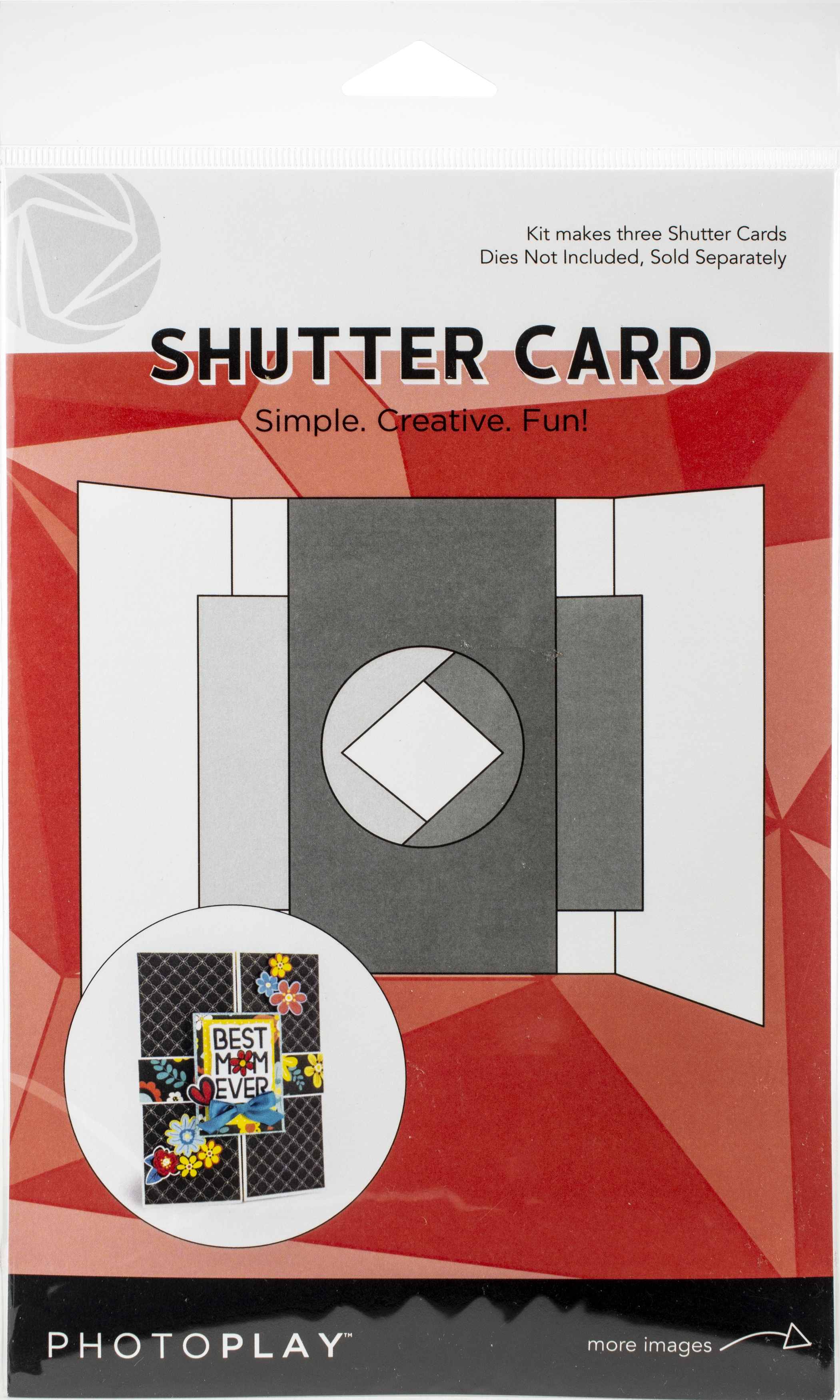 Photoplay Maker Series Shutter Card Kit