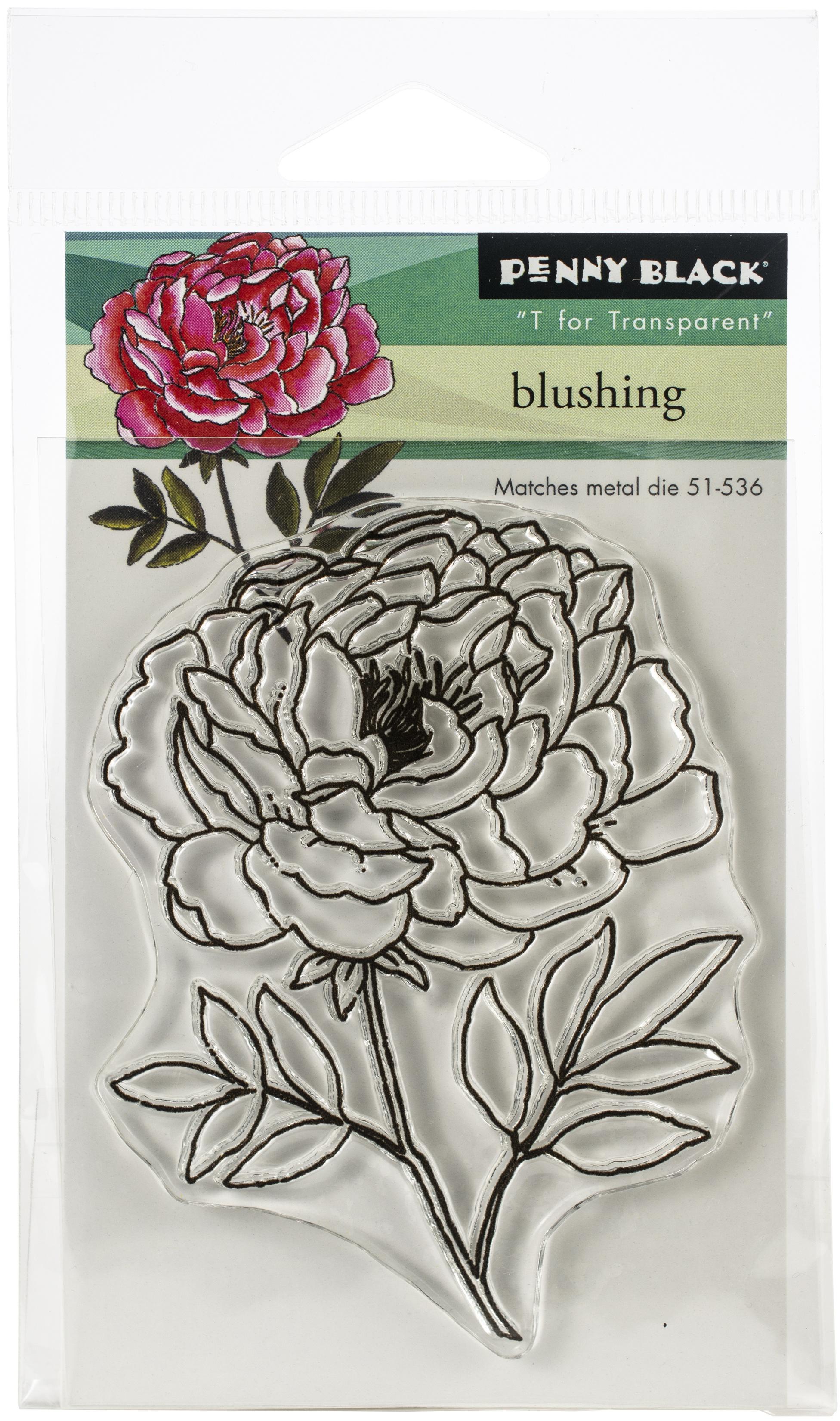 Penny Black-Blushing Stamp