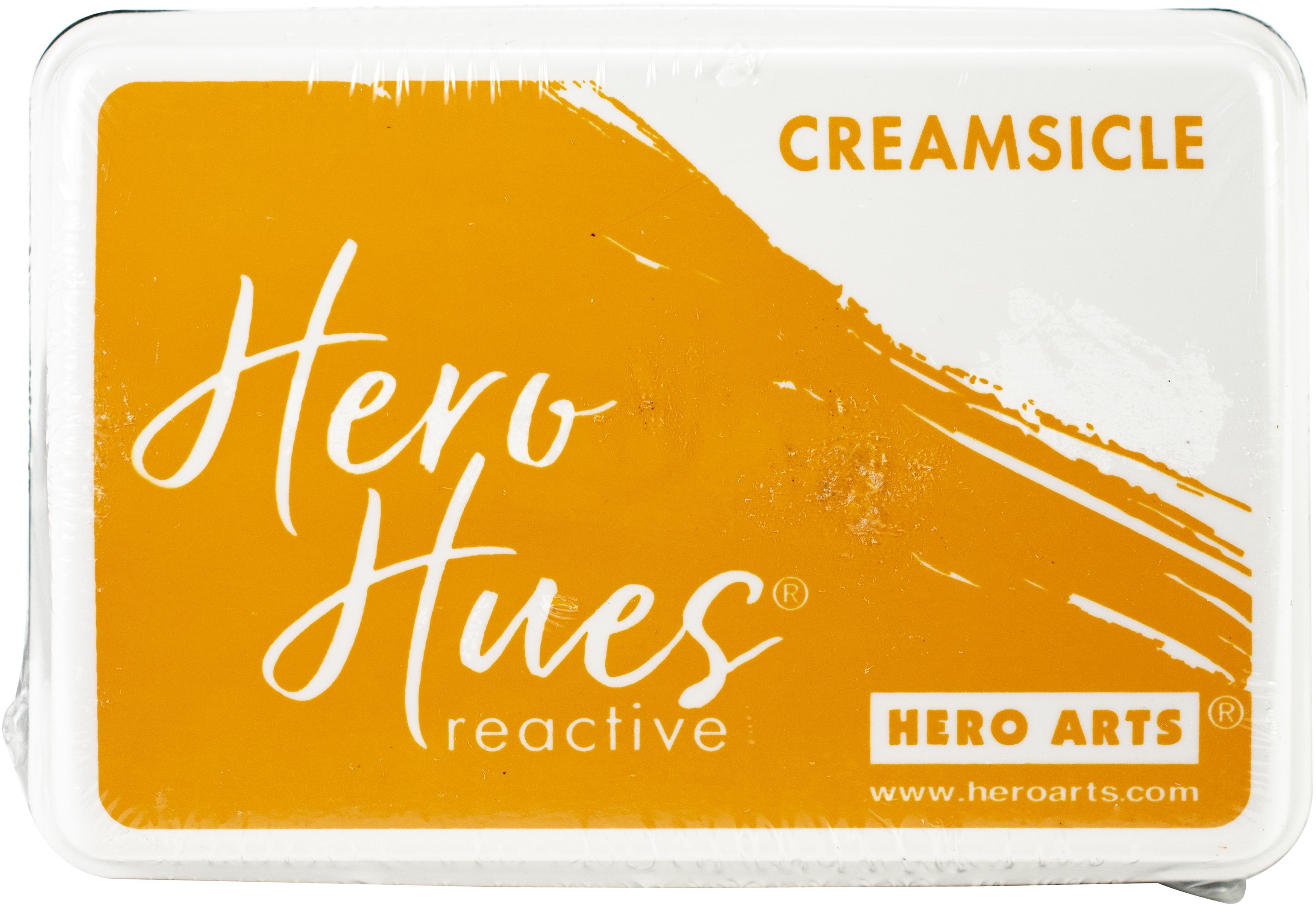 Creamsicle Hero Hues Reactive Ink Pad