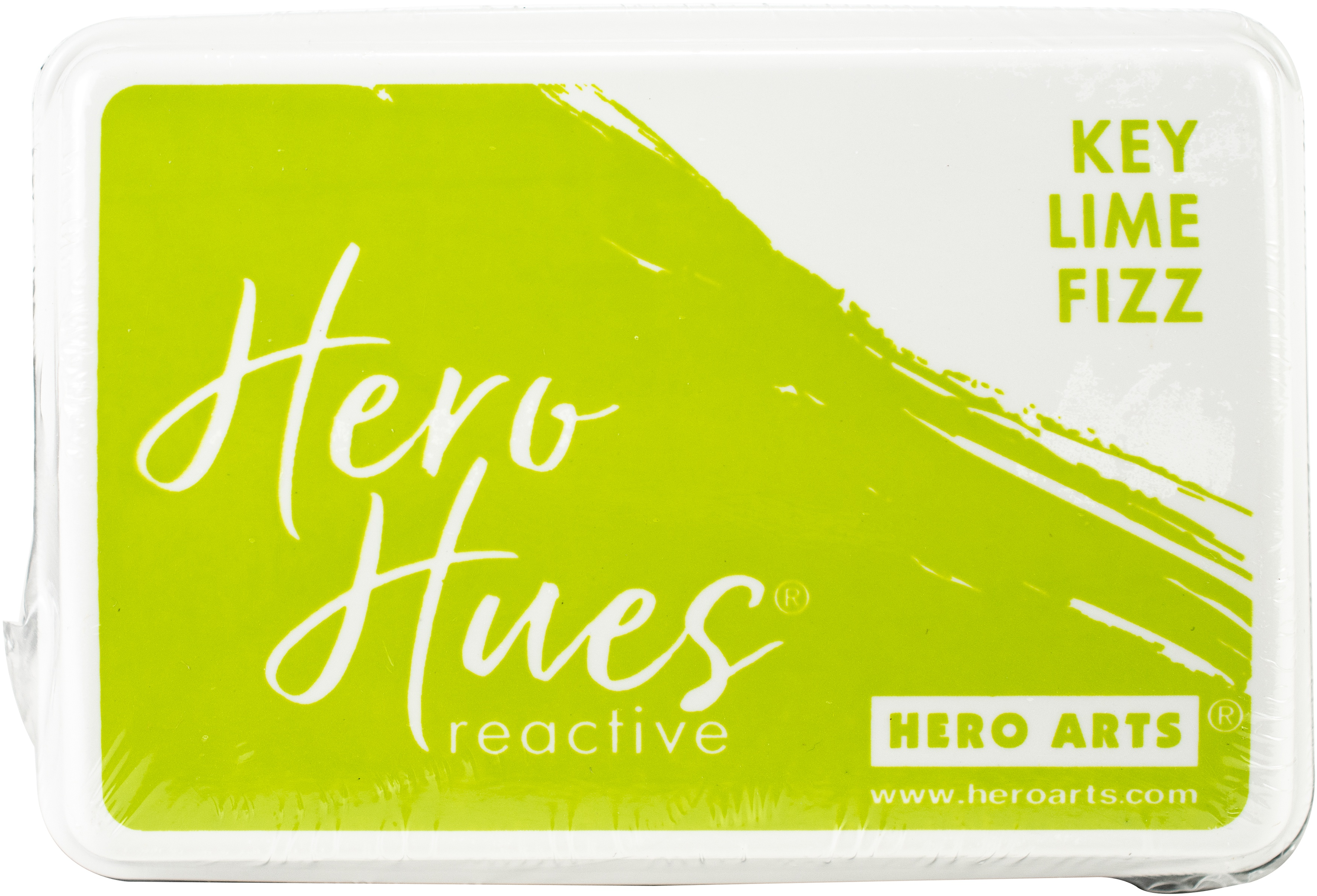 Hero Hues Reactive Key Lime