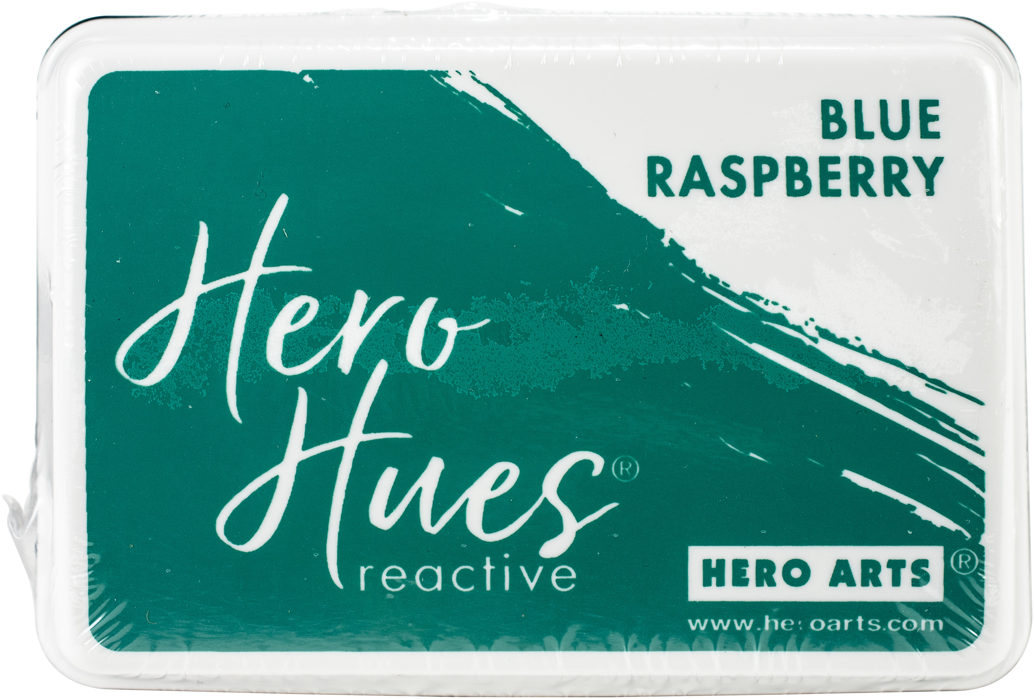 Blue Raspberry Hero Hues Reactive Ink Pad