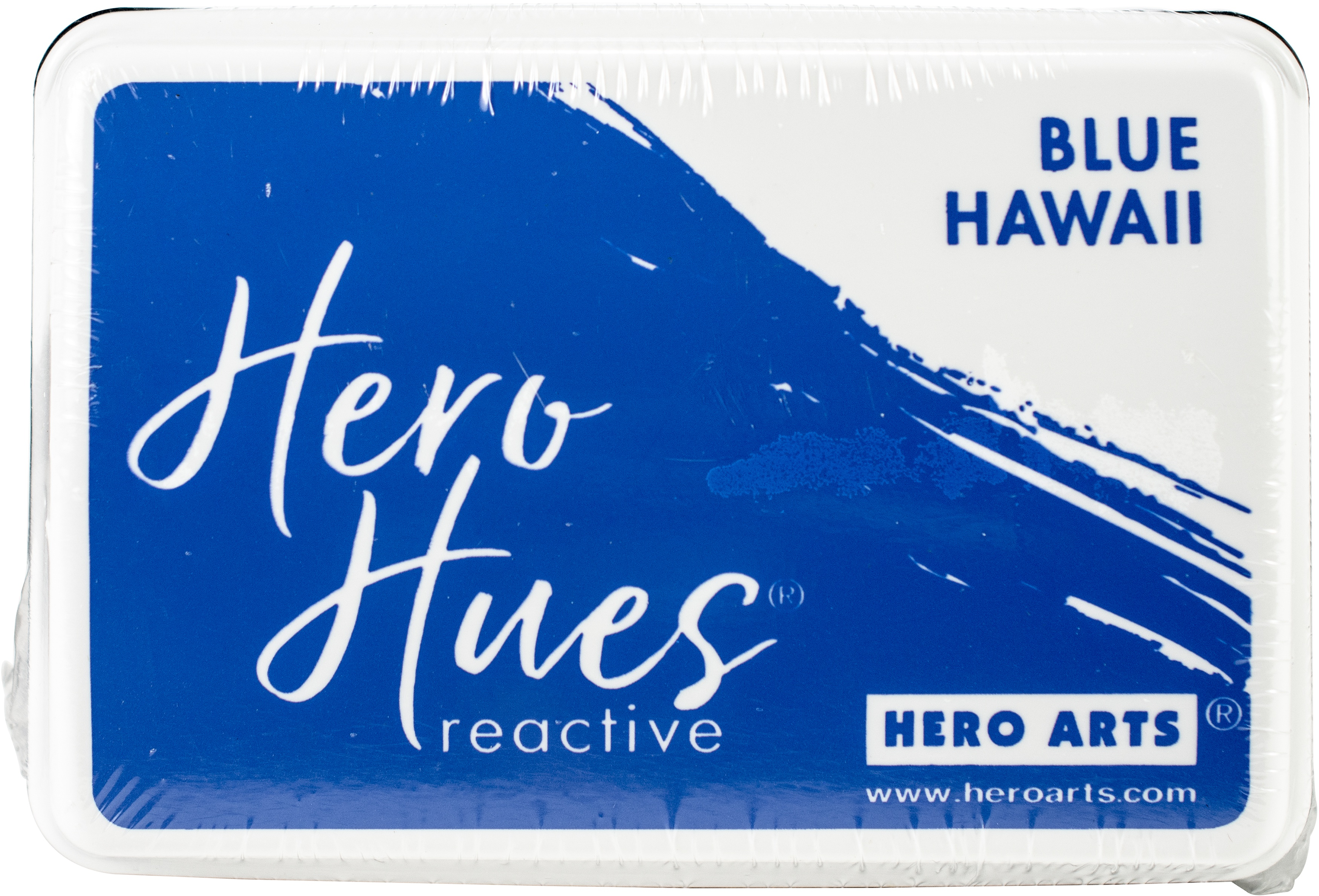 Blue Hawaii Hero Hues Reactive Ink Pad