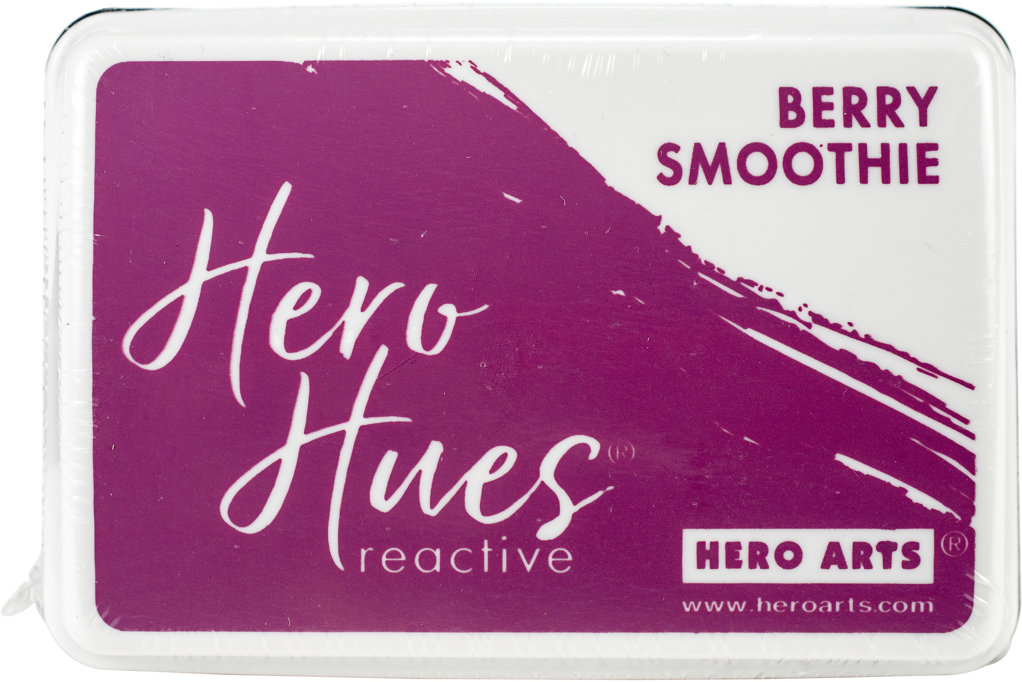 Berry Smoothie Hero Hues Reactive Ink Pad